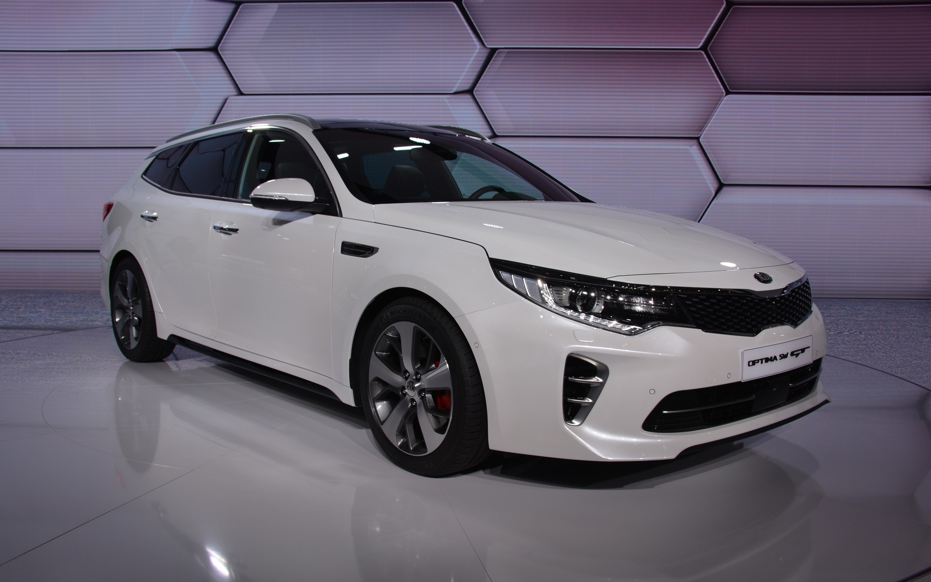 Kia Optima Sportwagon GT