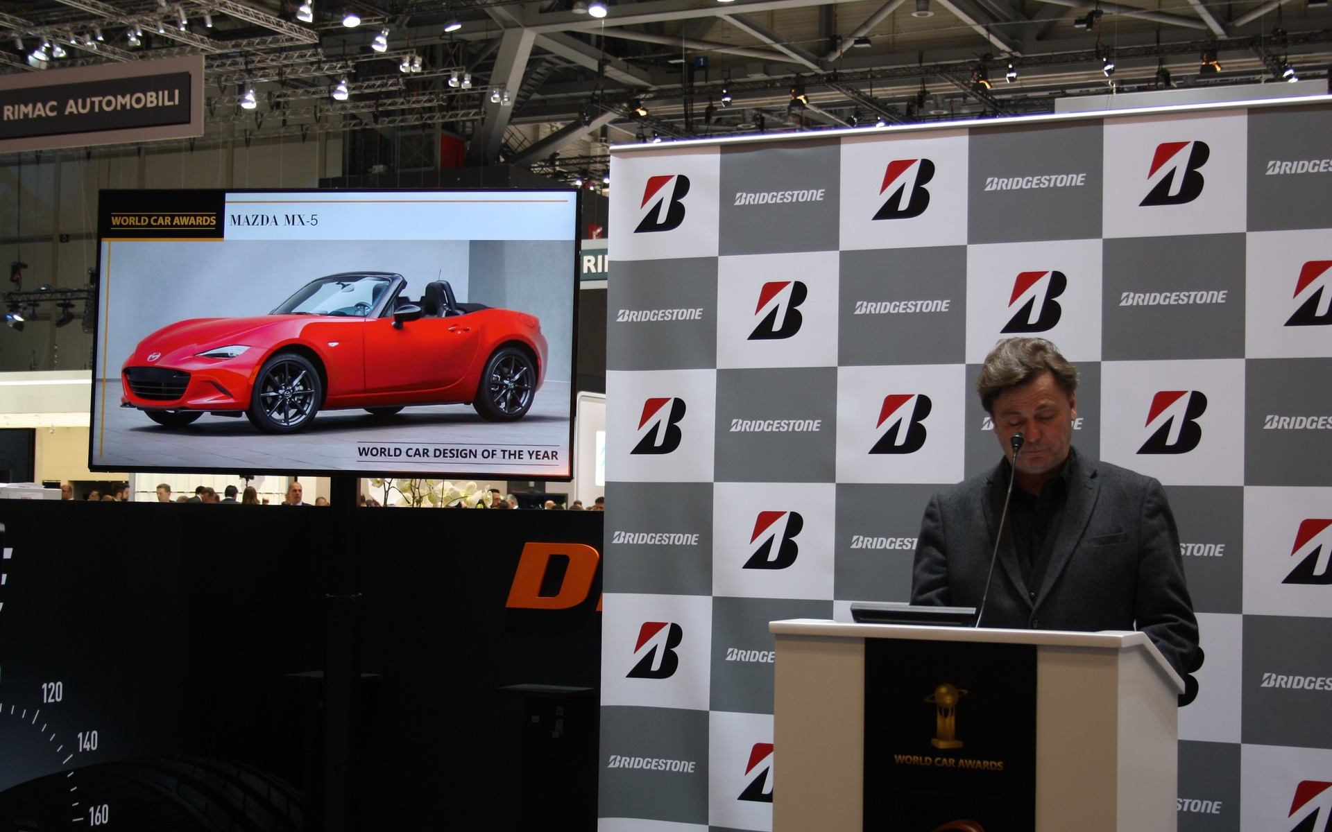 2016 World Car Design of the Year finalist: Mazda MX-5