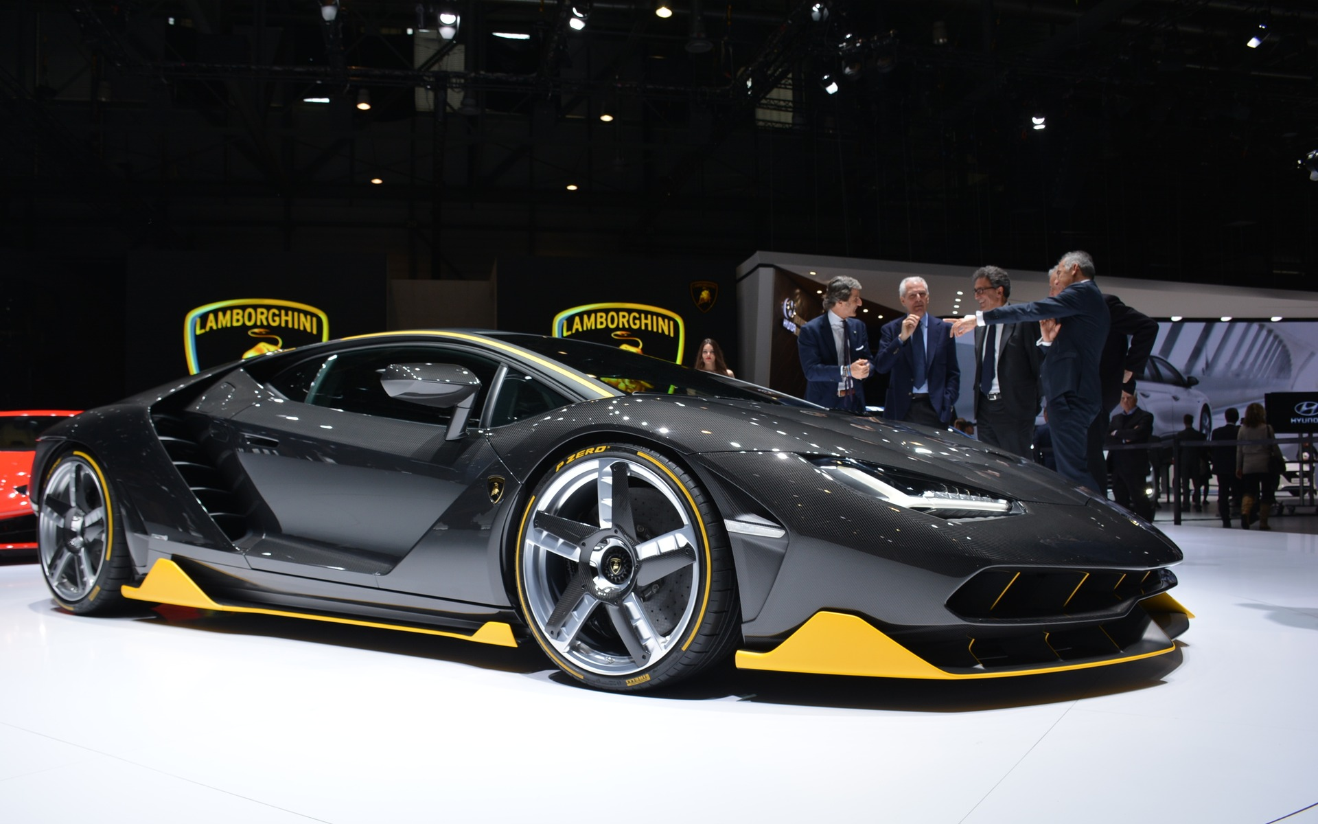 Lamborghini Centenario: 100 Years Old And Still Going Strong