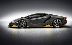 Lamborghini Centenario 100 Years Old And Still Going Strong The