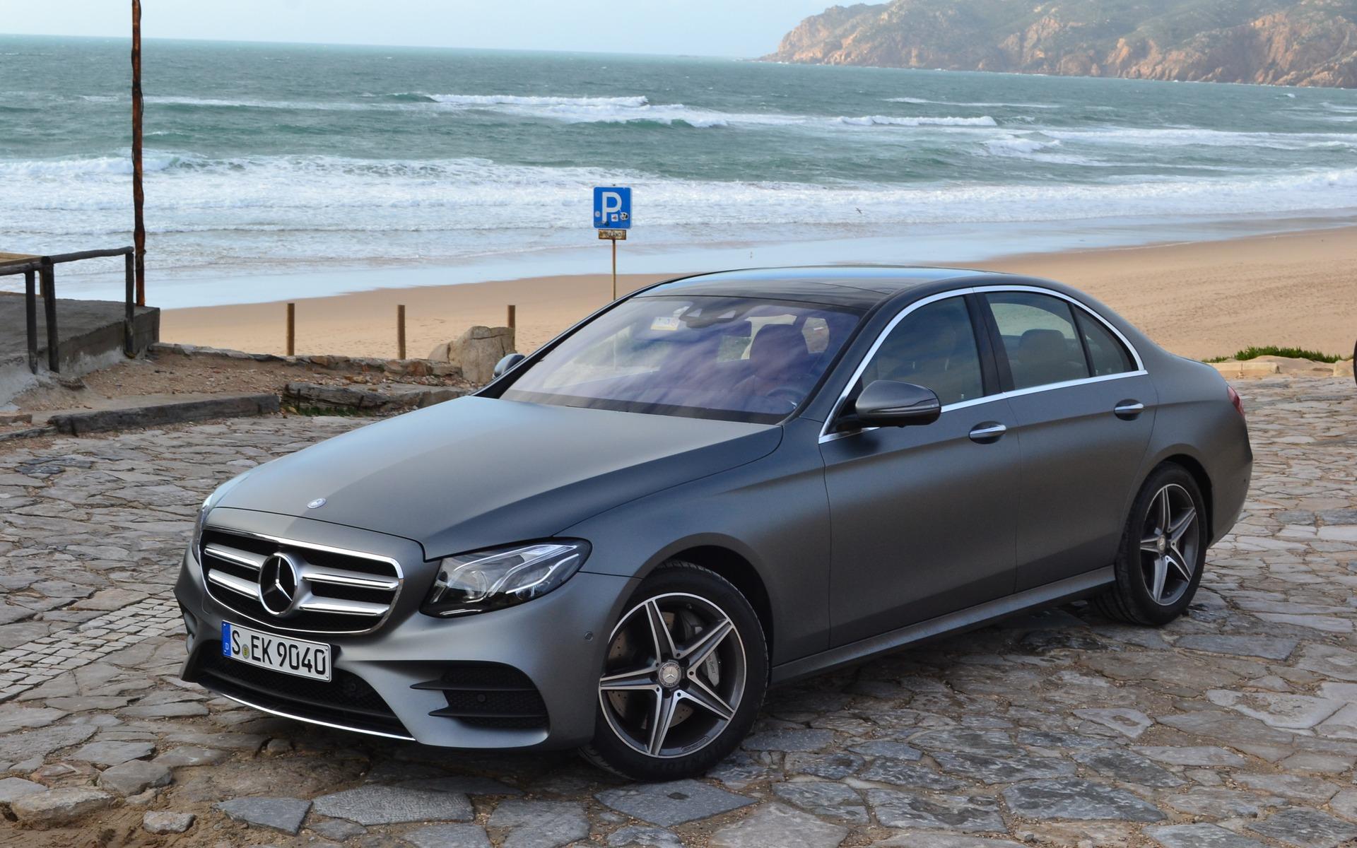 La Mercedes-Benz Classe E 2017 arrive en modèle de dixième  génération