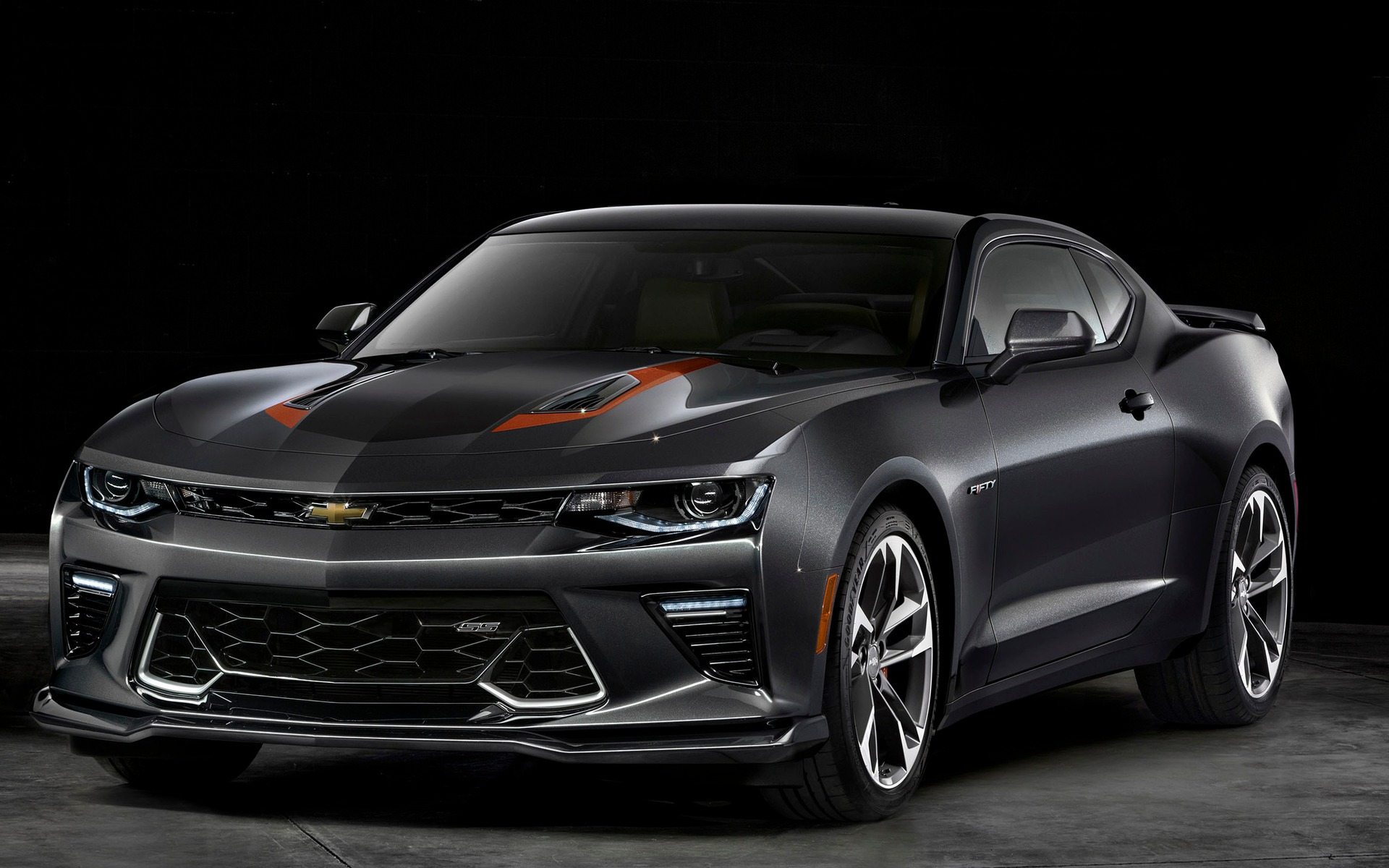Chevrolet Camaro 50th Anniversary