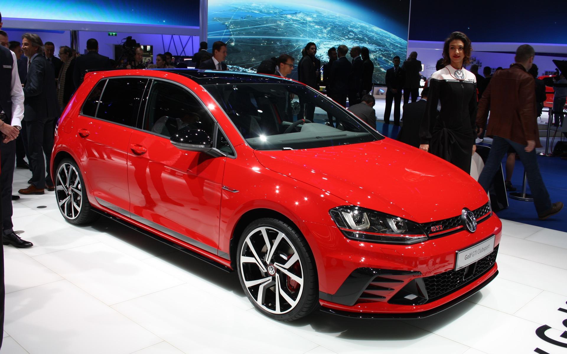 Volkswagen Golf Gti Clubsport Celebrates Hot Hatch S 40th