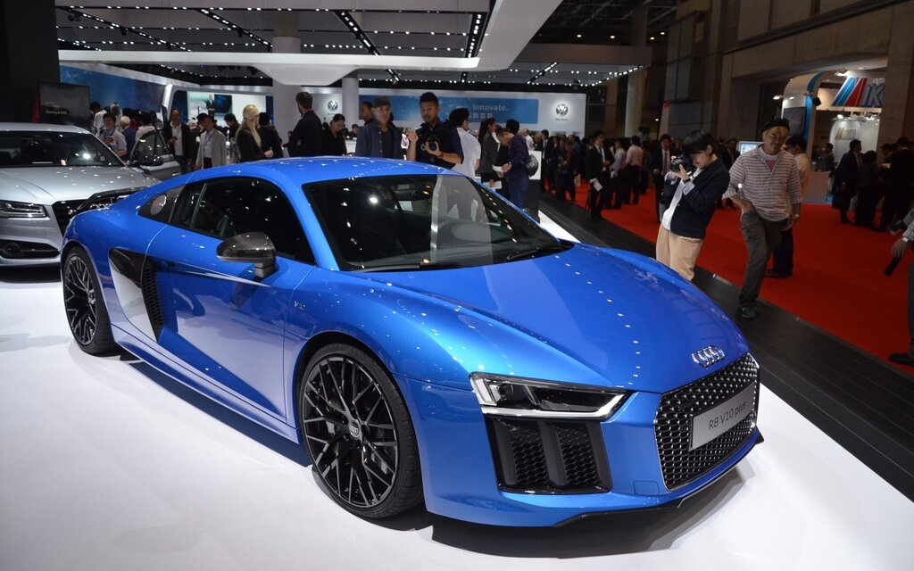 A More Affordable Audi R8 1 4