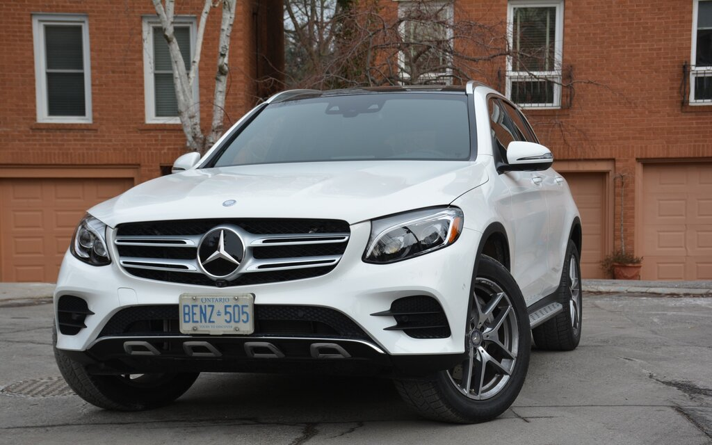 2016 Mercedes-Benz GLC 300 4MATIC: Simply Refined - The ...