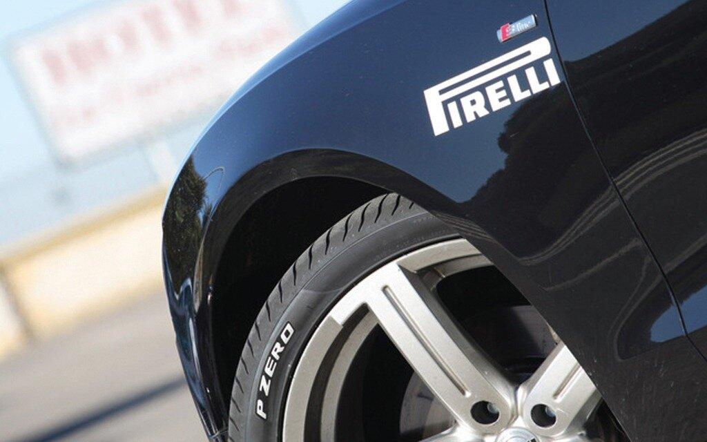 Преимущества и особенности шин для авто Пирелли
