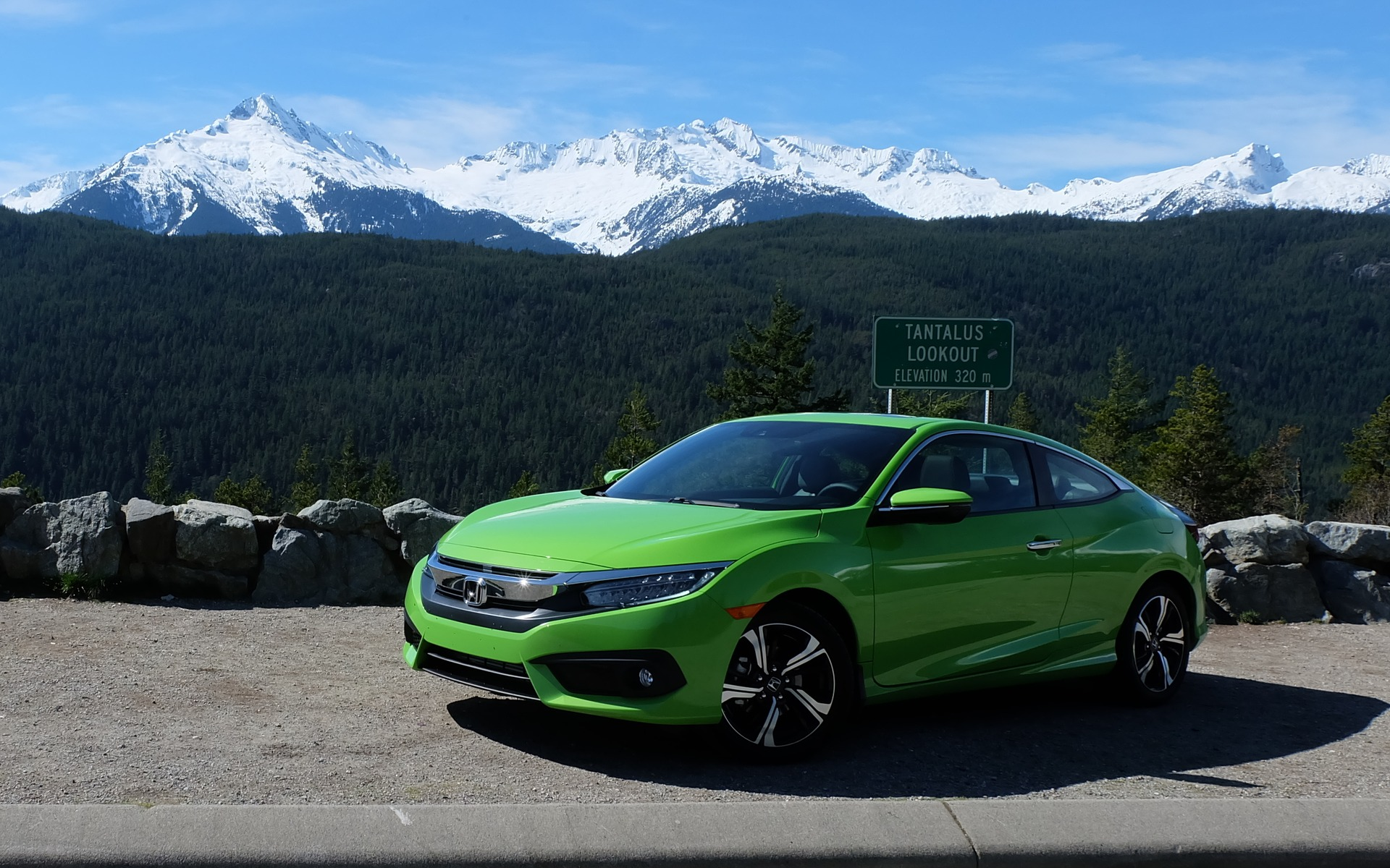 2016 Honda Civic Coupe When Head And Heart Agree The Car Guide