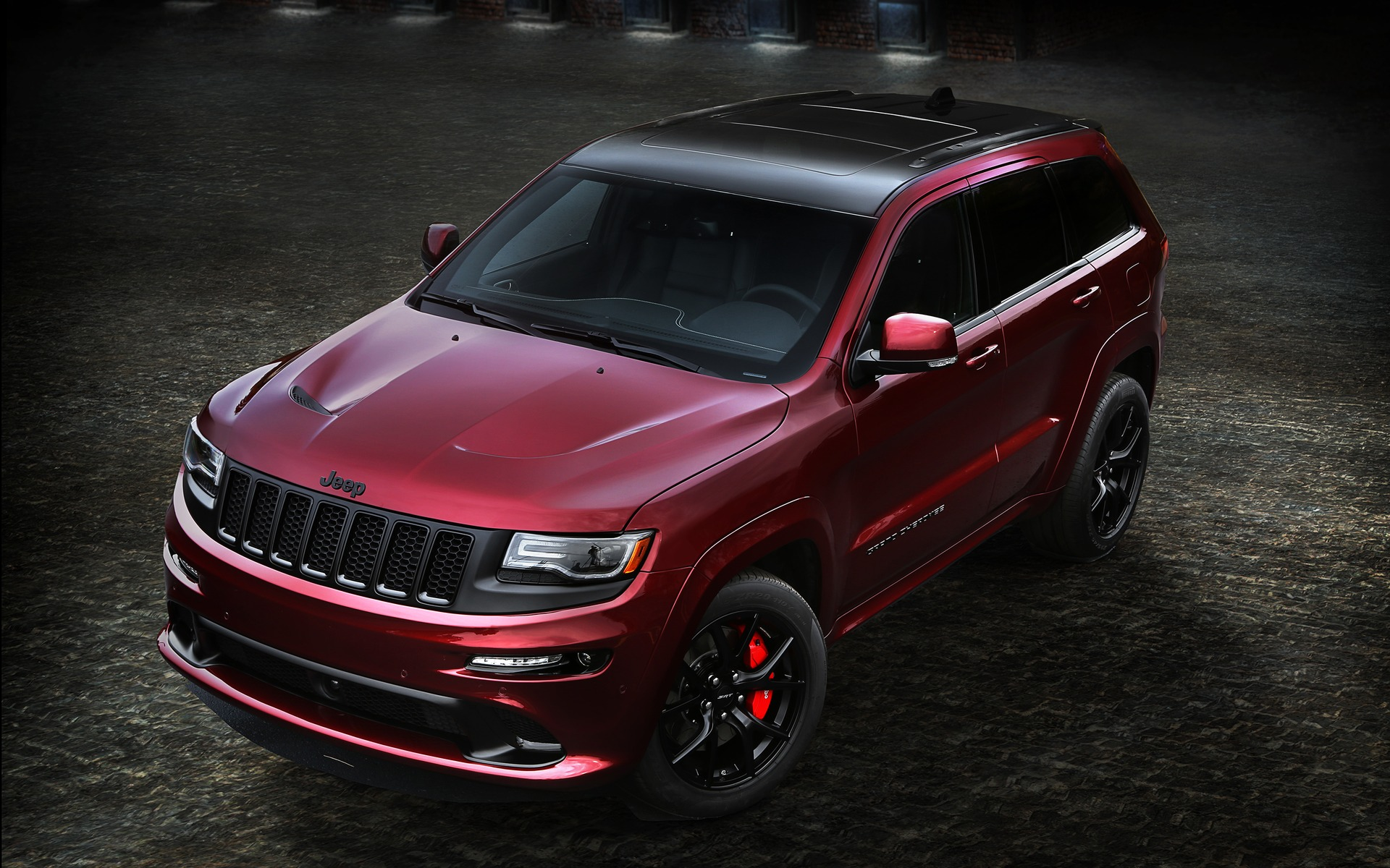 The Hellcatpowered Jeep Grand Cherokee Will Arrive In 2017