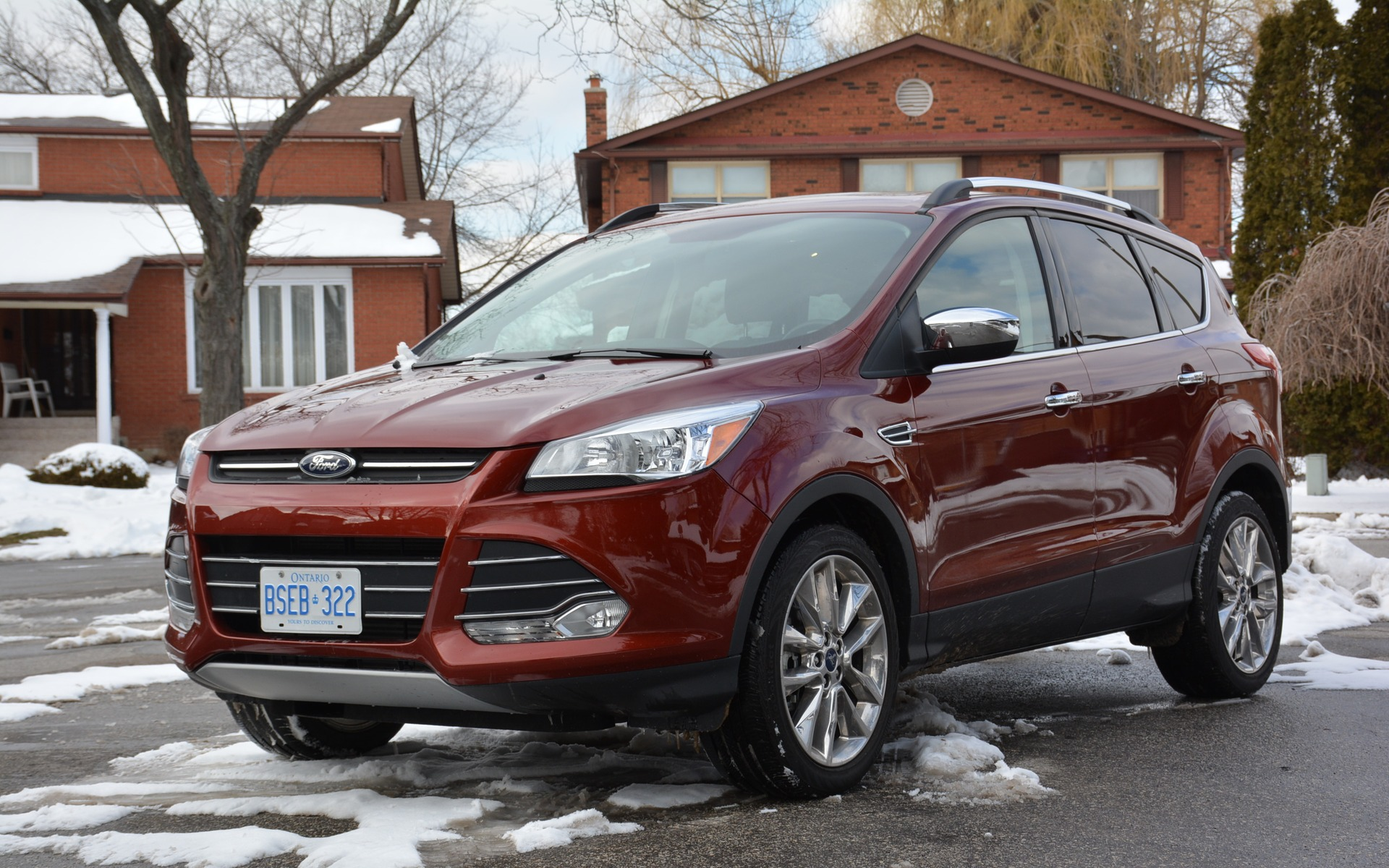 2016 ford escape steady eddie the car guide. Black Bedroom Furniture Sets. Home Design Ideas