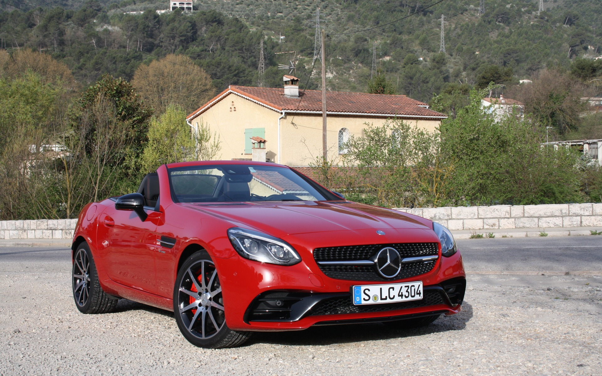 2017 Mercedes Benz Slc A Sweeter Taste The Car Guide