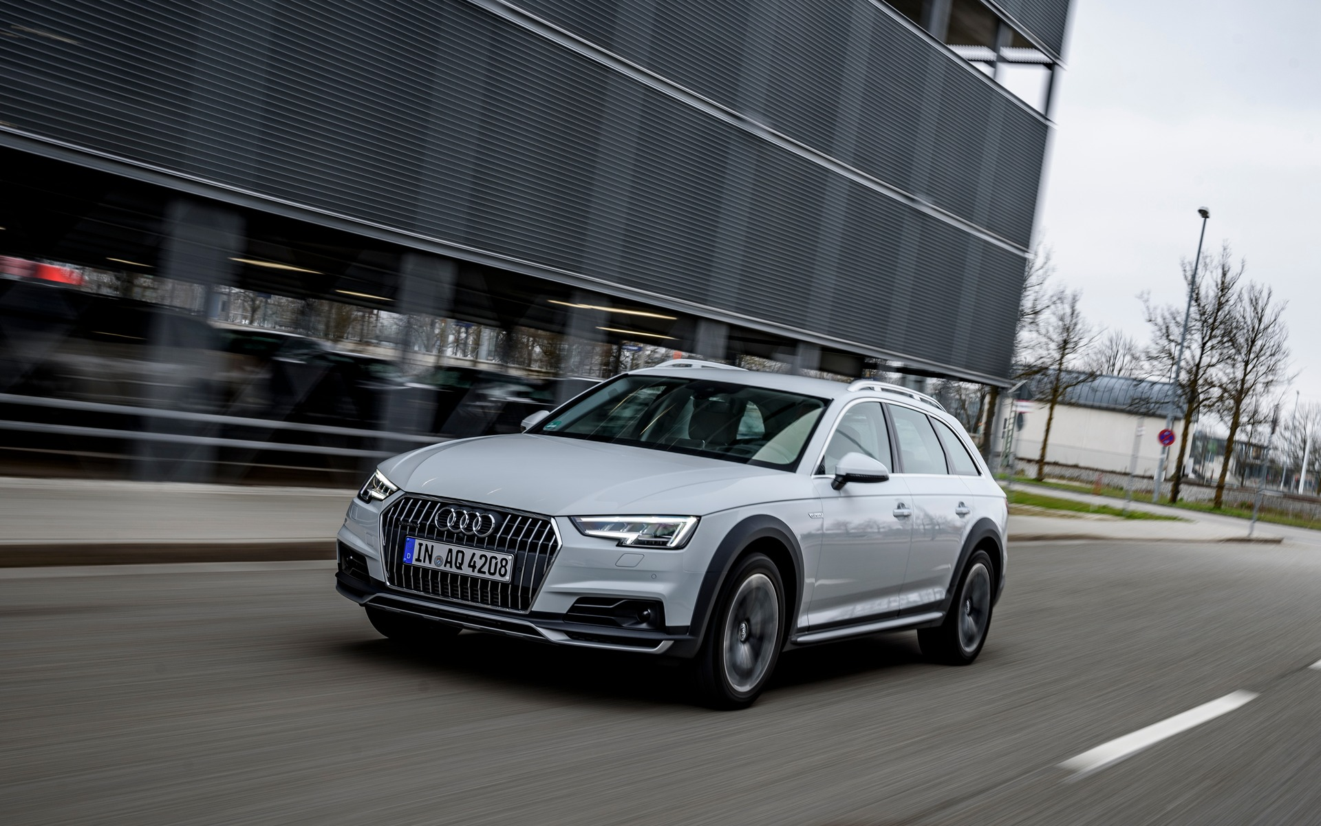 2017 Audi A4 allroad: The SUV alternative for Connoisseurs - 2/21