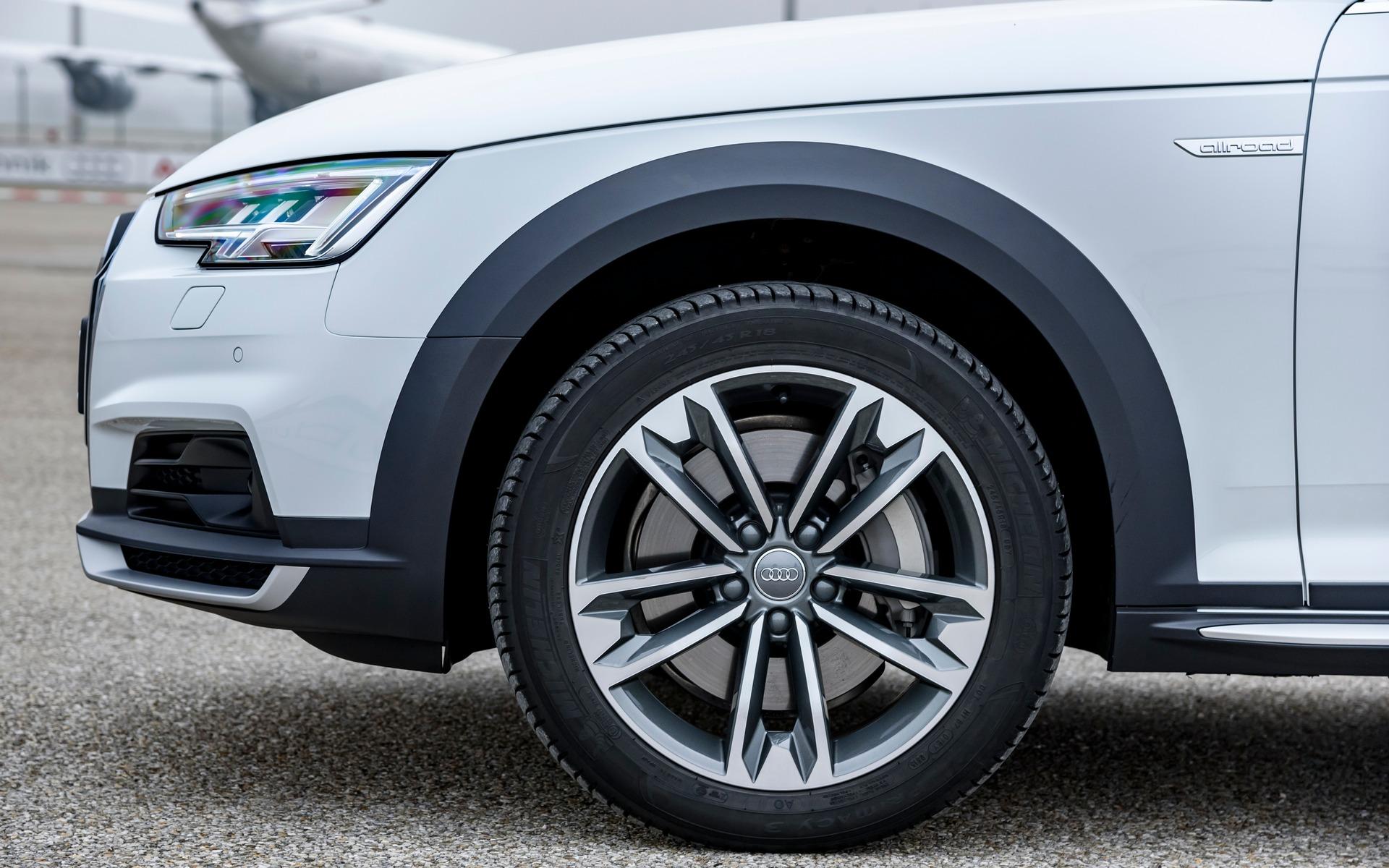 2017 Audi A4 Allroad The Suv Alternative For Connoisseurs