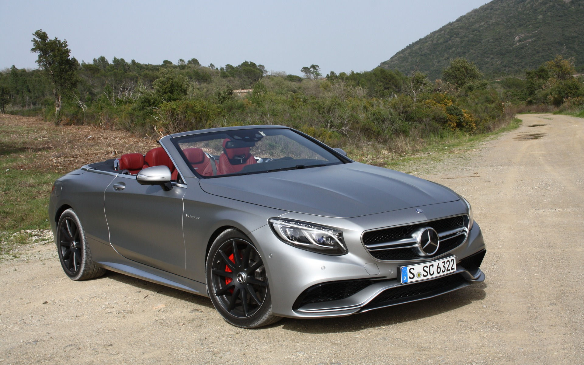 Mercedes-AMG S 63 4MATIC Cabriolet 2017