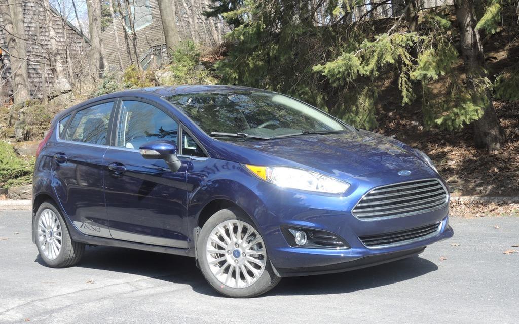 Ford Fiesta Titanum 2016 - un air de famille