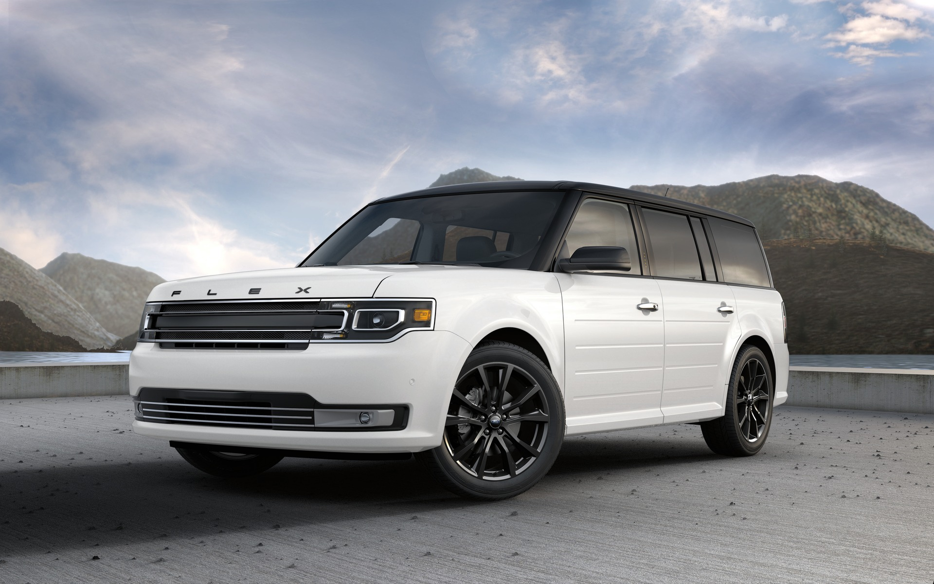 ford flex 2016 le cha non manquant guide auto. Black Bedroom Furniture Sets. Home Design Ideas