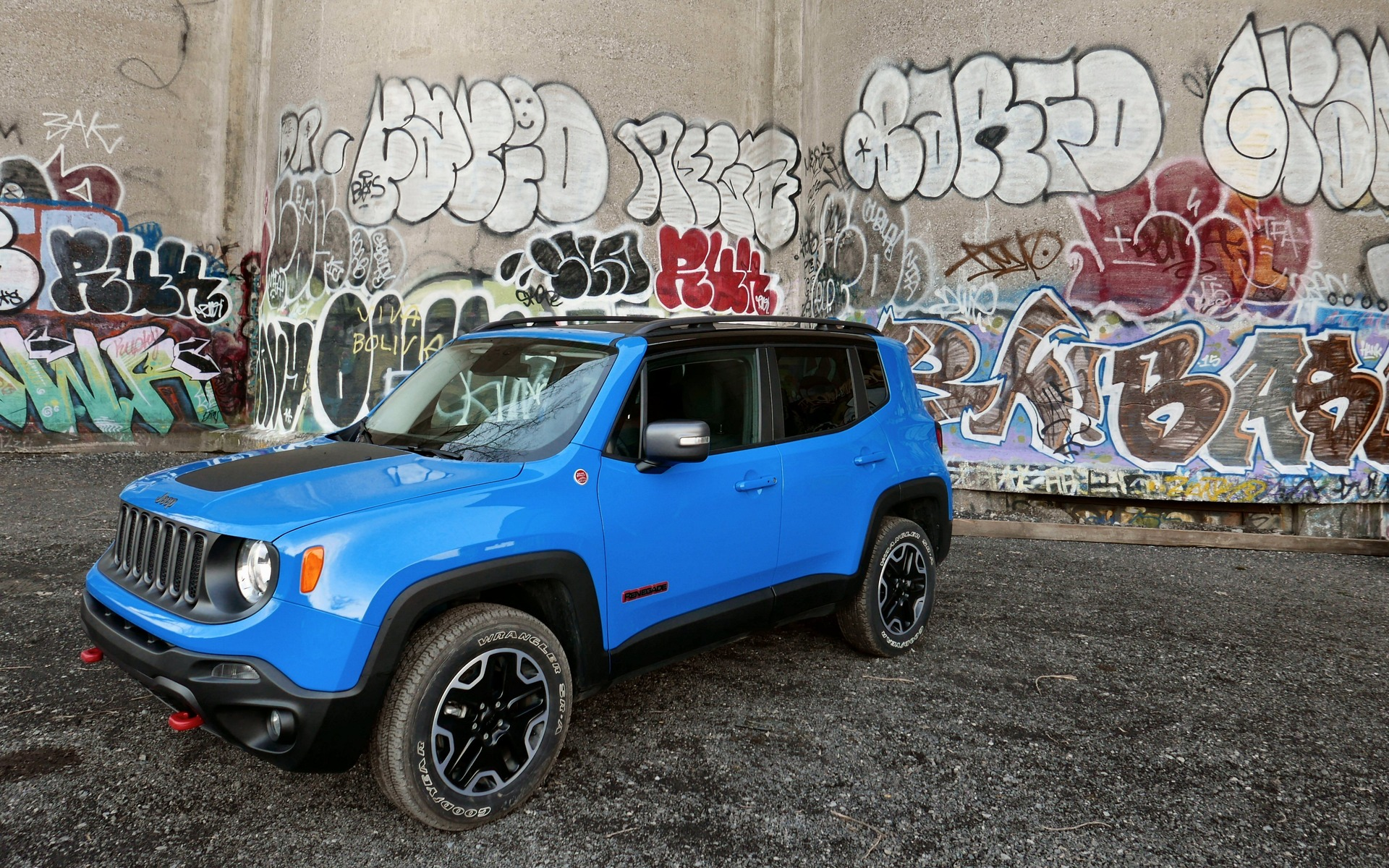 2016 Fiat 500x Vs Jeep Renegade Two Peas Different Pods 15 27