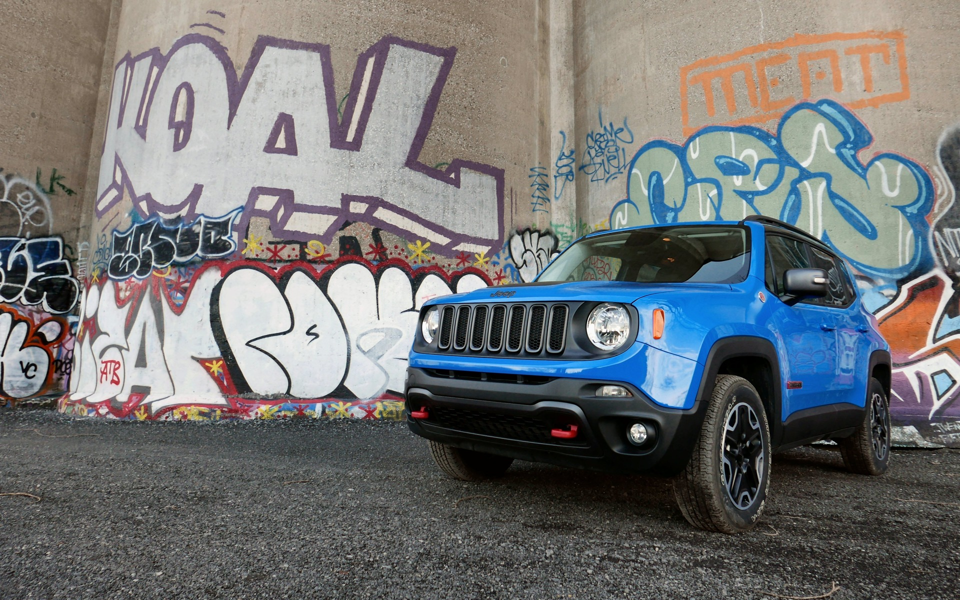 2016 Fiat 500x Vs Jeep Renegade Two Peas Different Pods 17 27