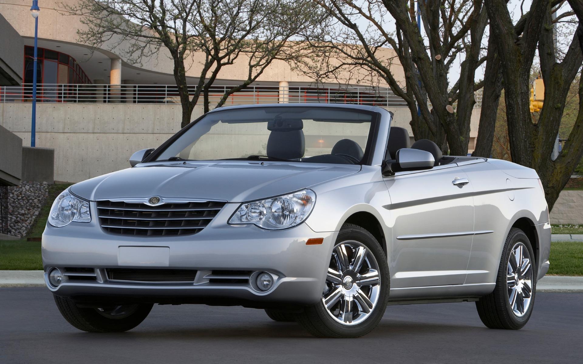 2010 Chrysler Sebring Décapotable