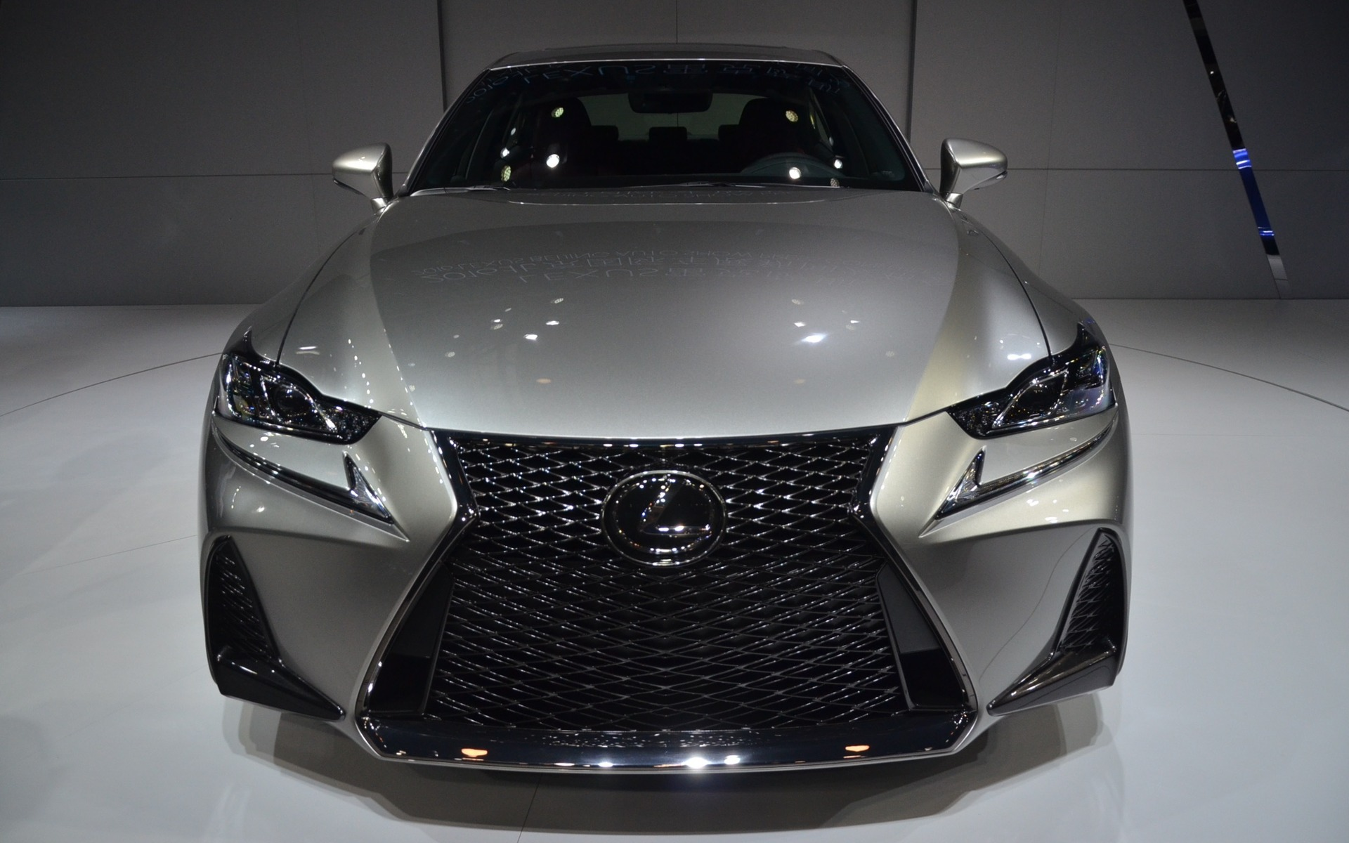 Here Is The 2017 Lexus Is The Car Guide