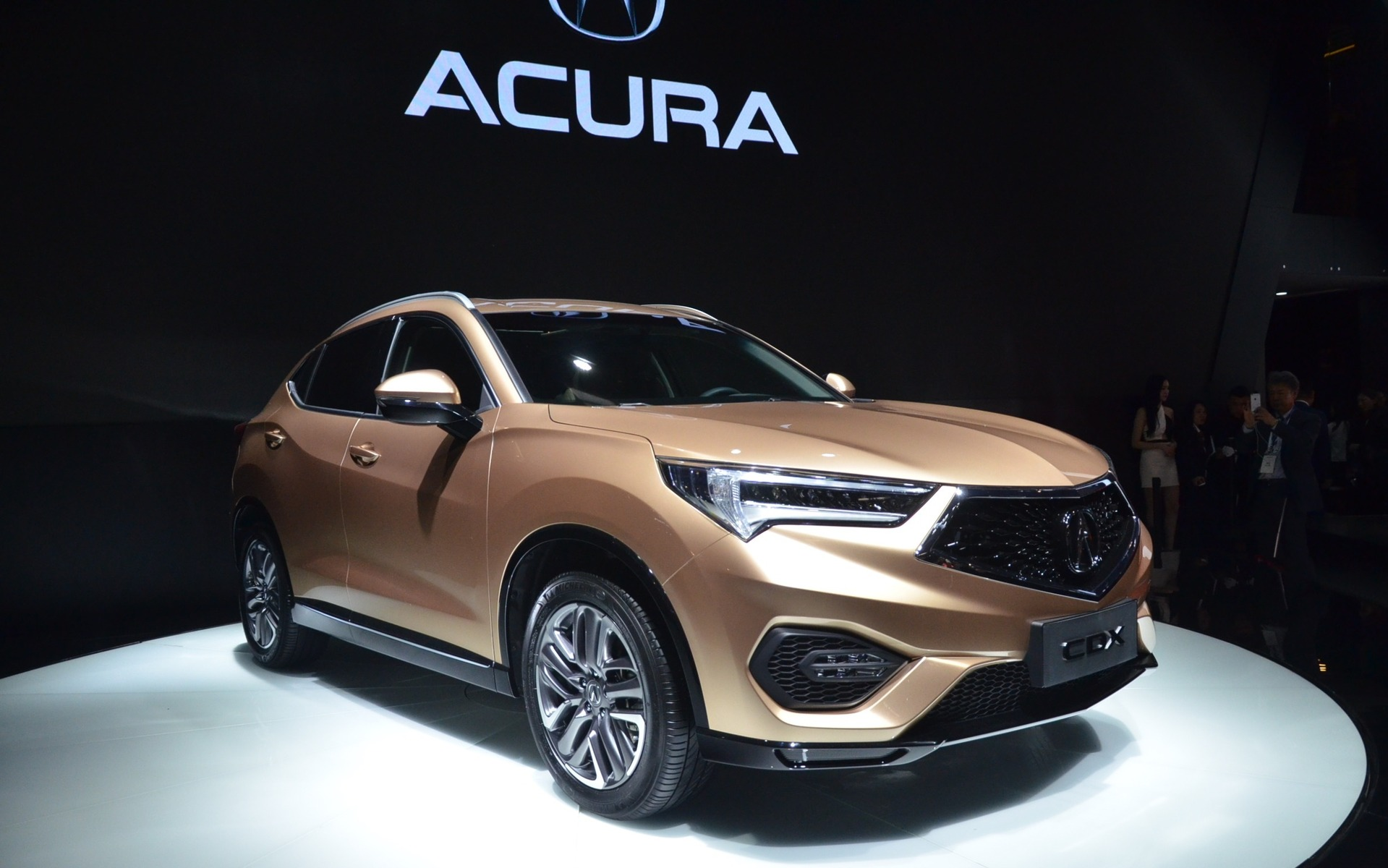 Acura CDX: Old Practices For A New Model
