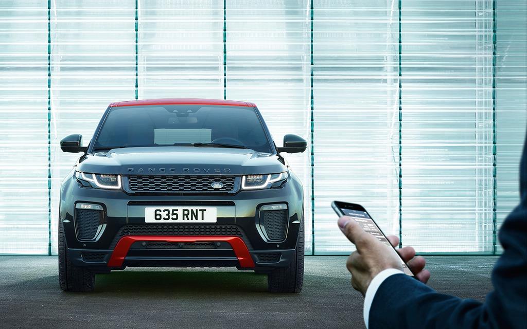 Land Rover Evoque Ember