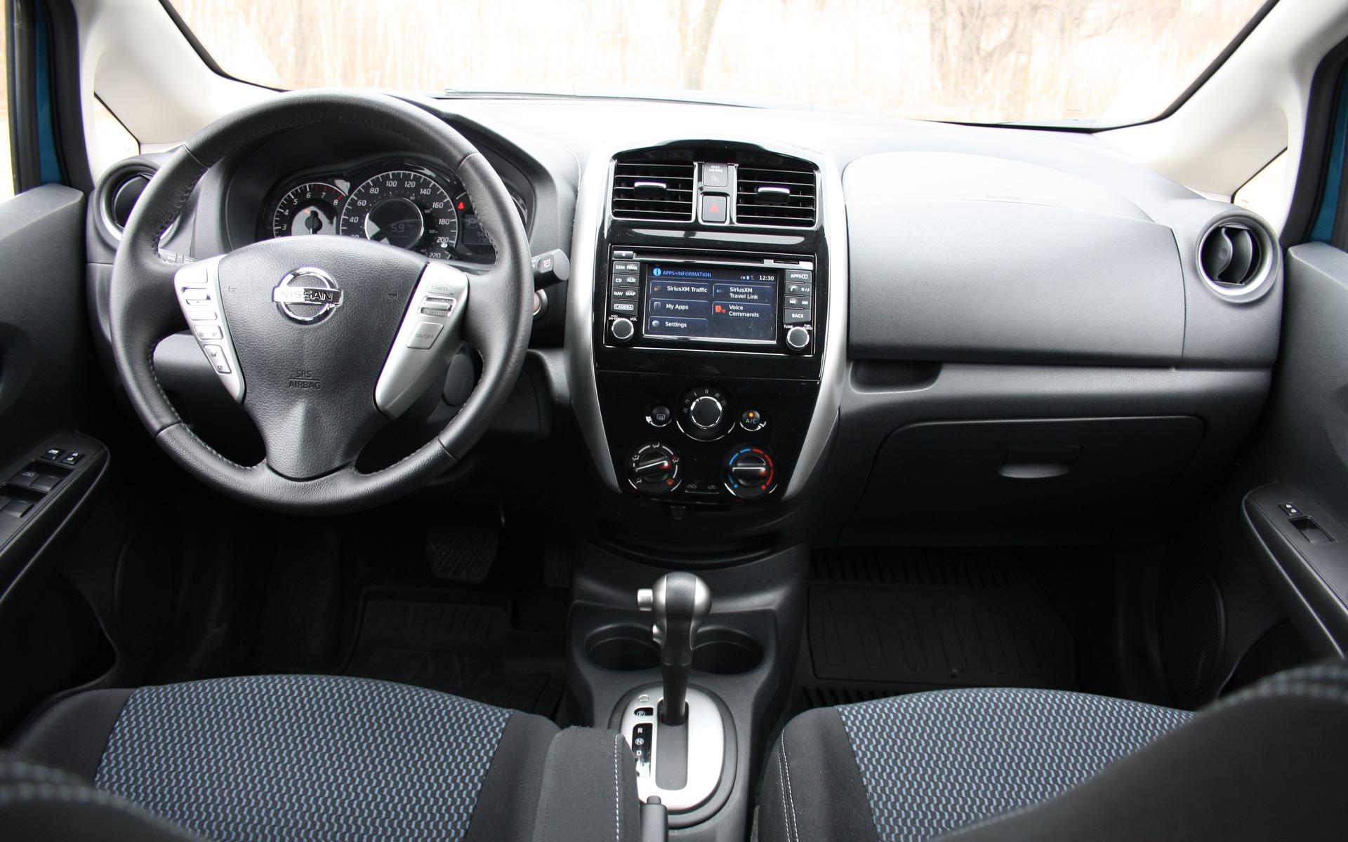 2016 Nissan Versa Note SL