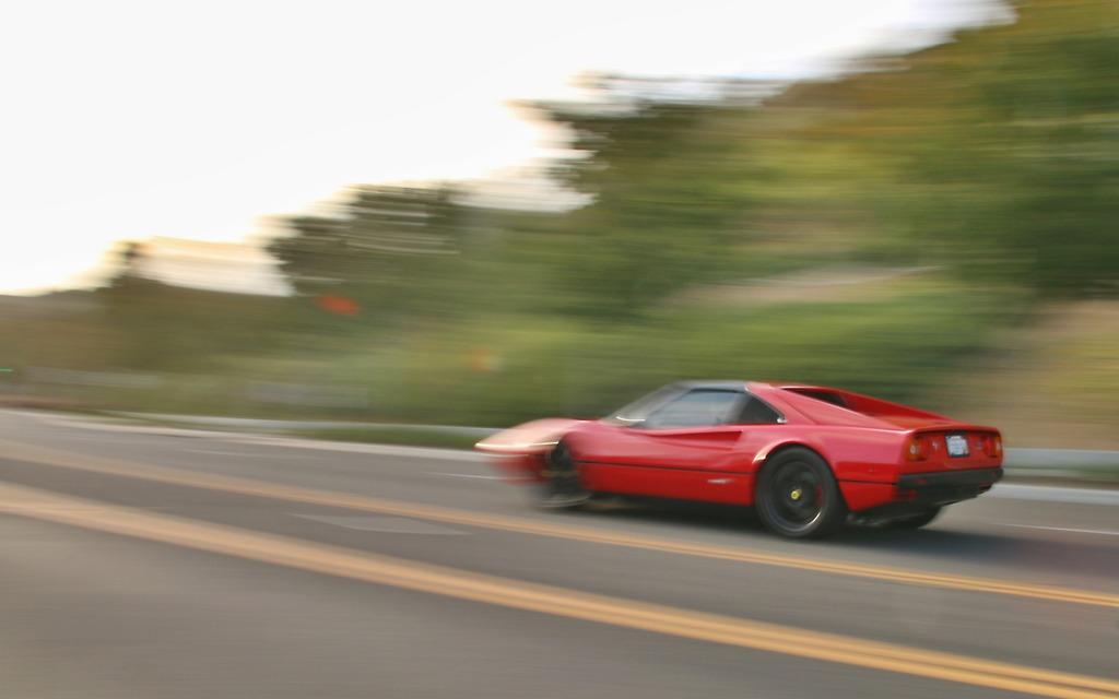 La première Ferrari a joindre l'ancien au moderne