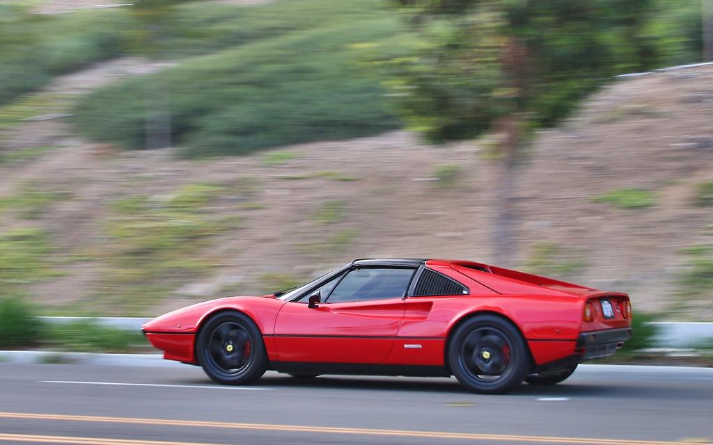 This is now a silent Ferrari