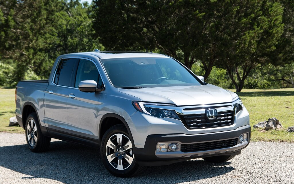 honda ridgeline 2017 le plus vus des pickups guide auto. Black Bedroom Furniture Sets. Home Design Ideas