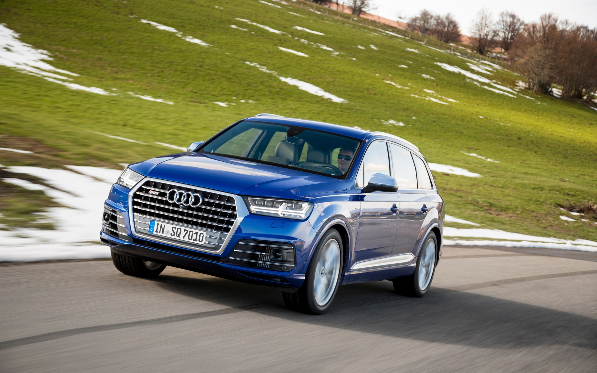 Audi SQ TDI The Most Powerful Of All Diesel SUVs The Car Guide - Audi diesel