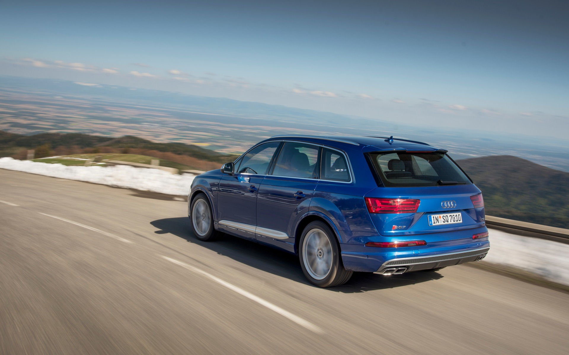2018 Audi Sq7 Tdi The Most Powerful Of All Diesel Suvs 2 20