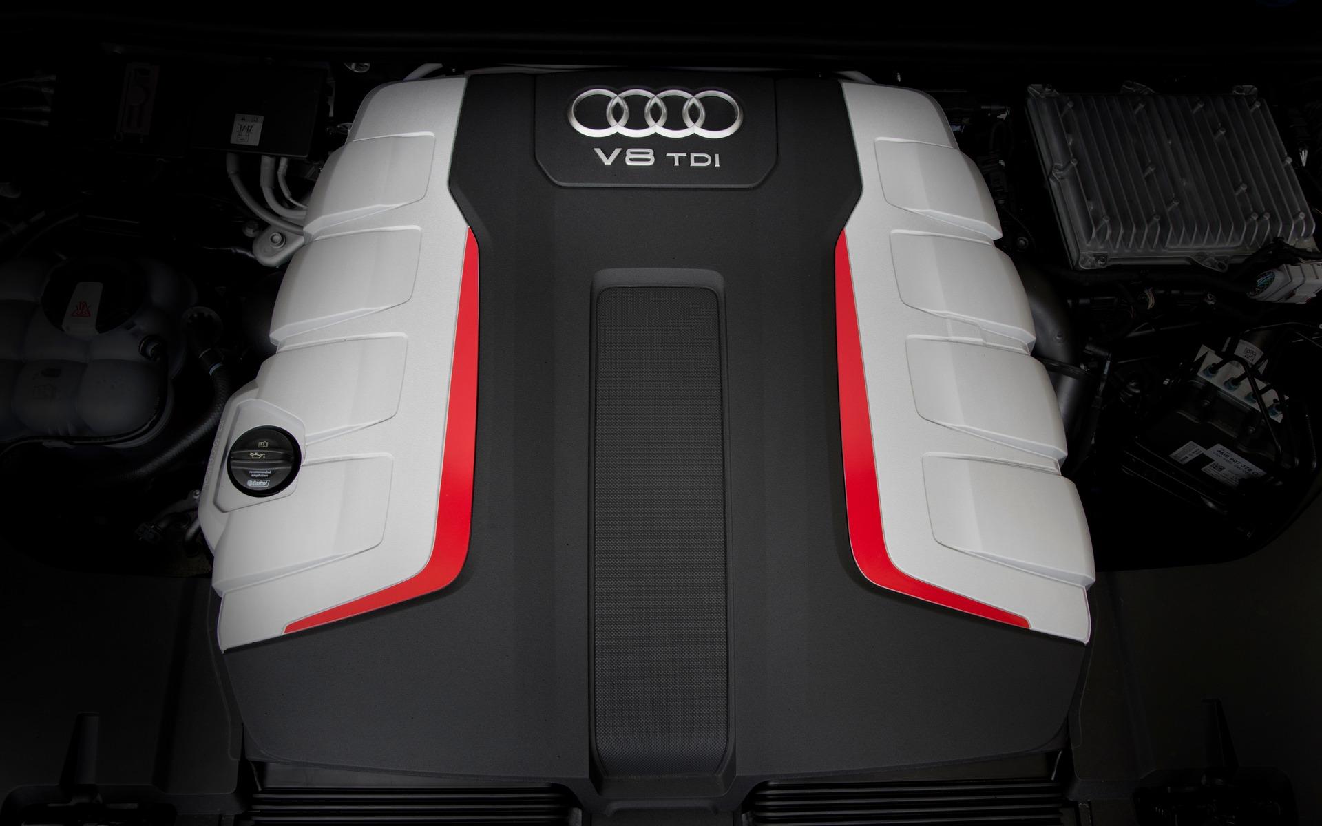 2018 Audi SQ7 TDI