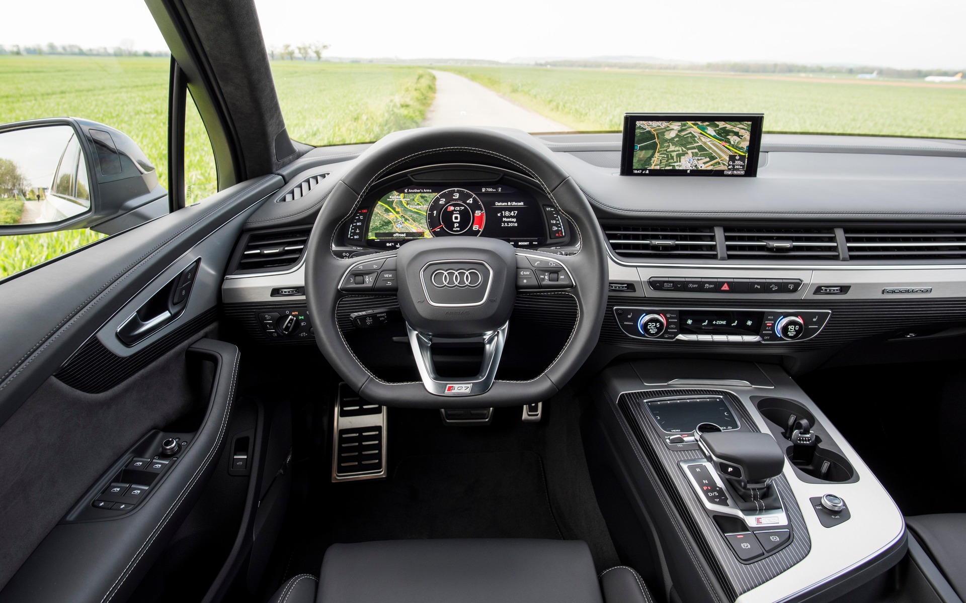 2018 Audi Sq7 Tdi The Most Powerful Of All Diesel Suvs 6 20