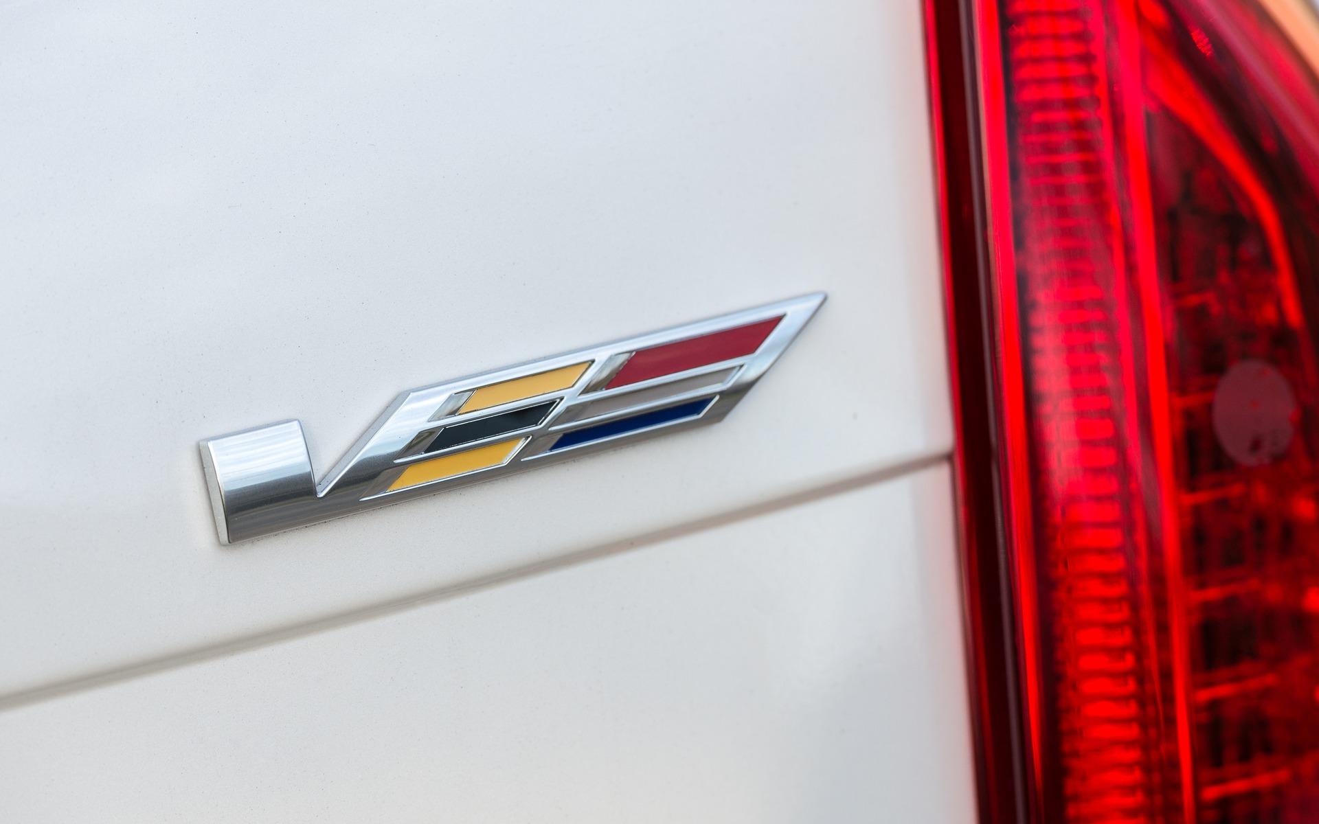 « V », le AMG de Cadillac