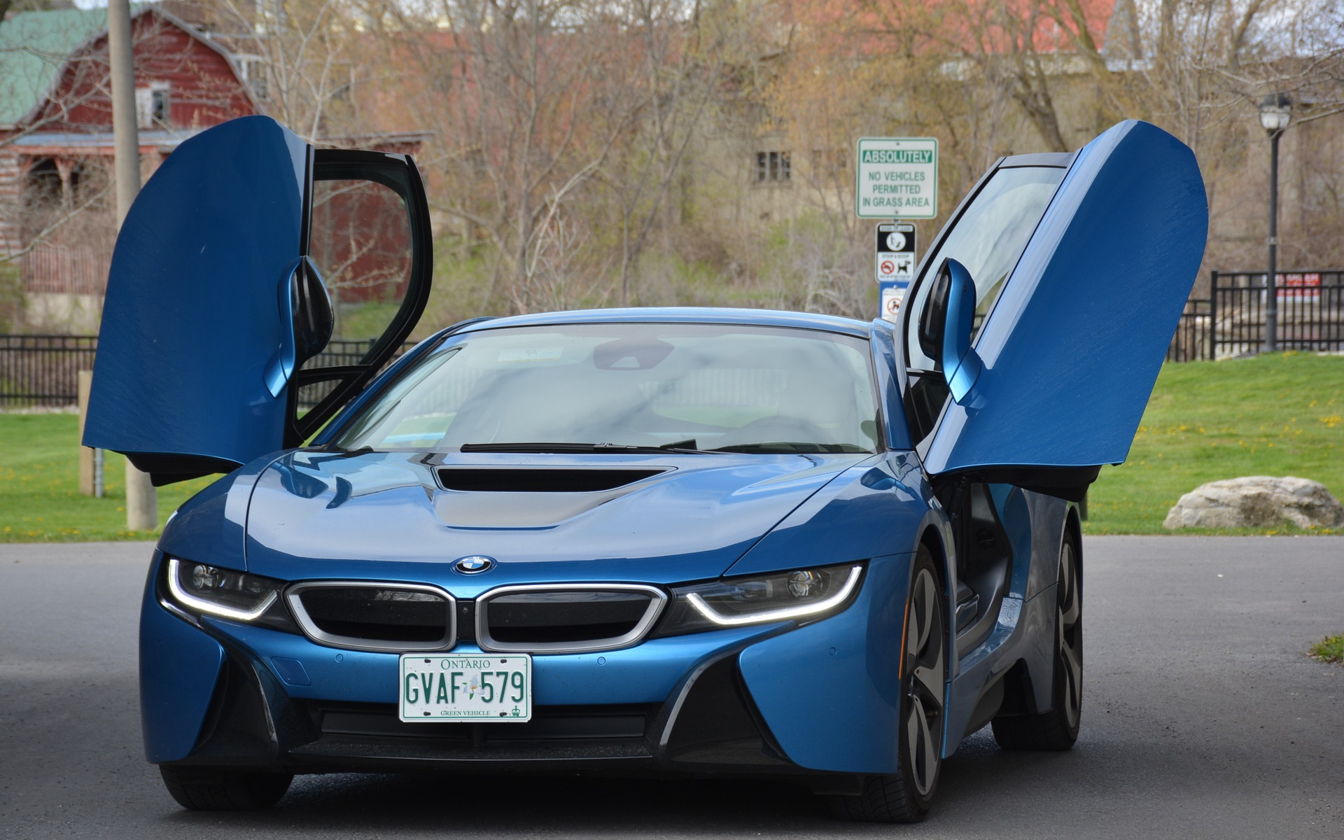 2015 Bmw I8 A Road Less Travelled The Car Guide