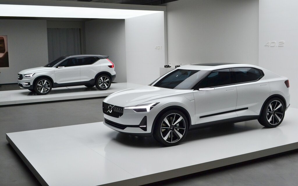 The New 2018 Volvo Xc40 The Car Guide