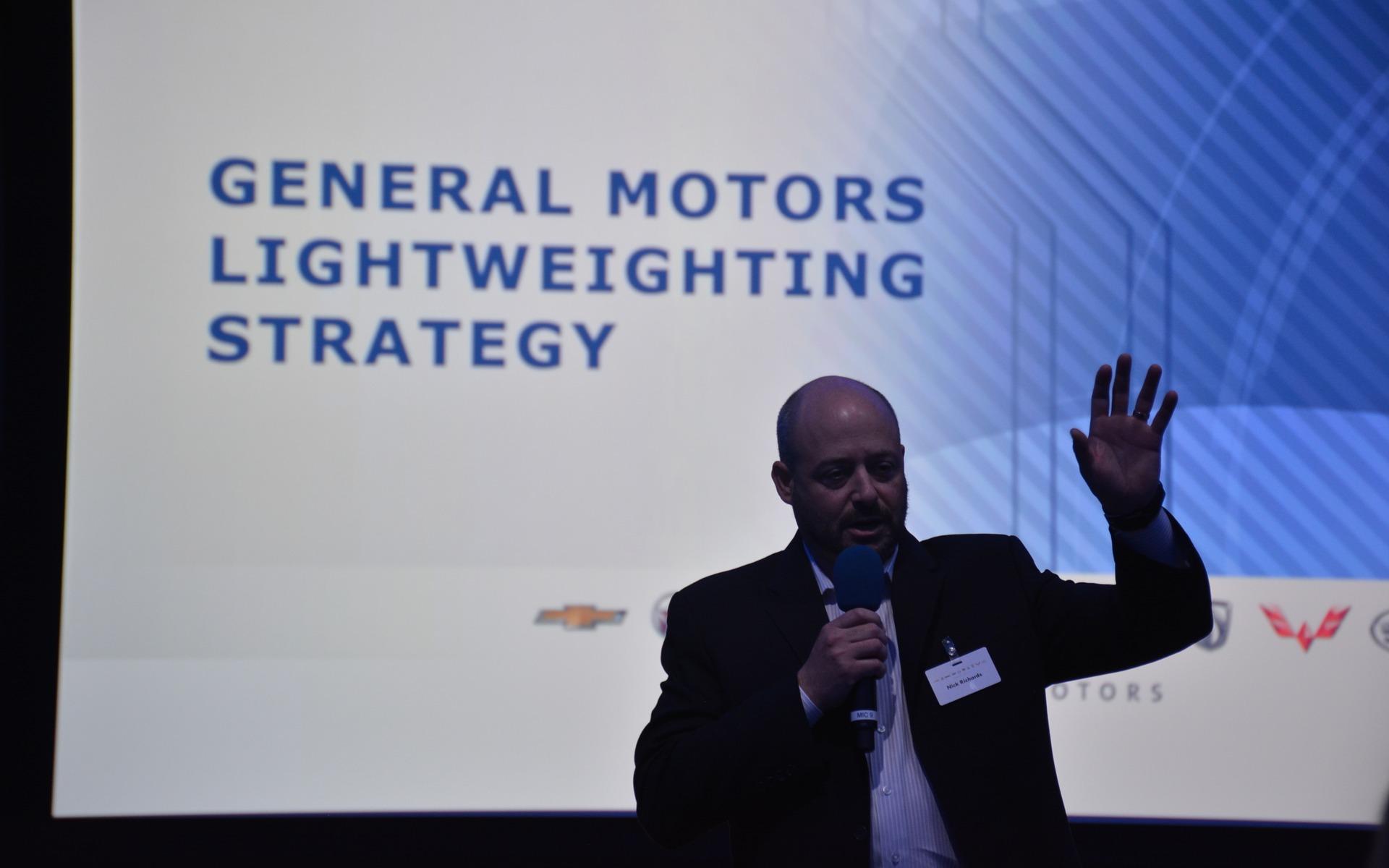 Programme de matériaux légers de General Motors