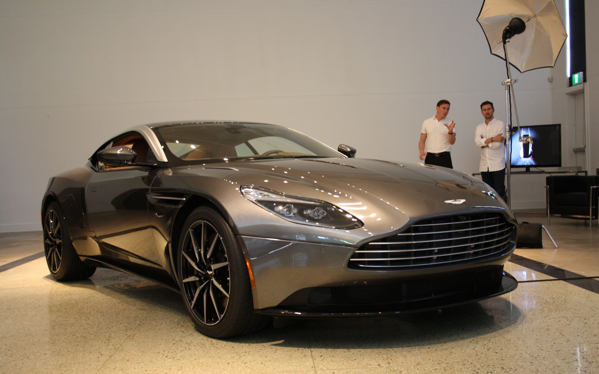 2017 aston martin db11 the next chapter the car guide. Black Bedroom Furniture Sets. Home Design Ideas