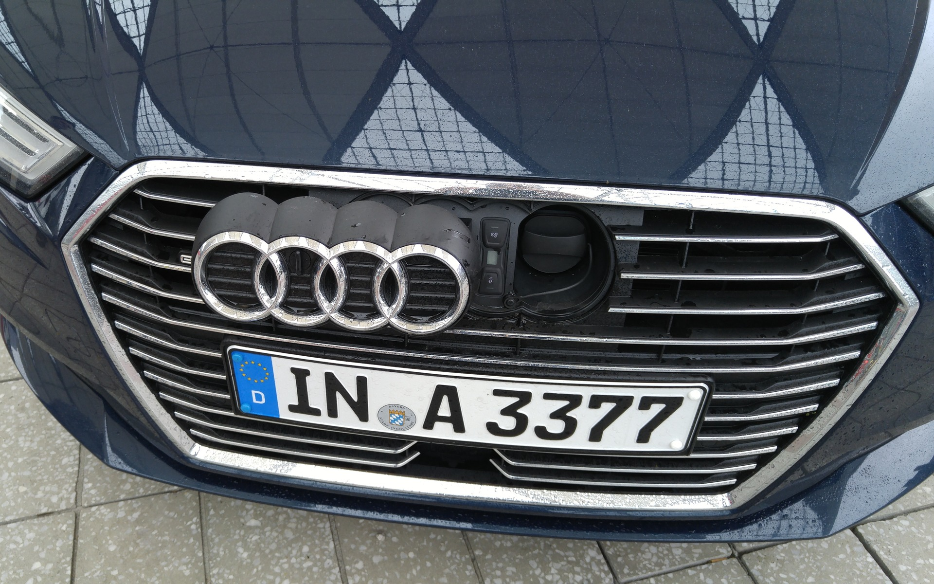 Audi A3 2017 La Belle Affaire 17 25