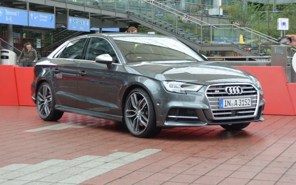 Audi rs3 sportback occasion allemagne 10