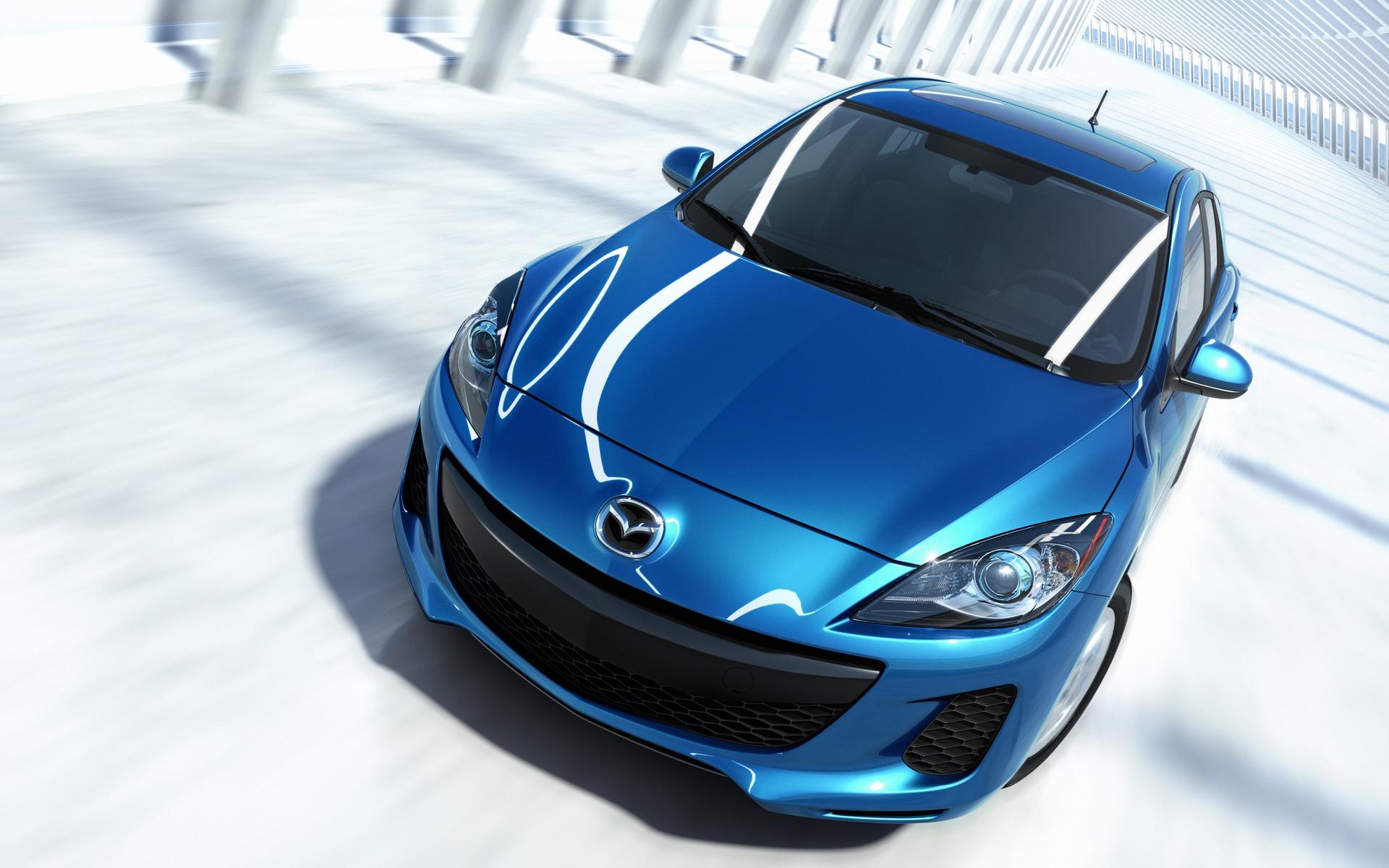 Mazda3 2012