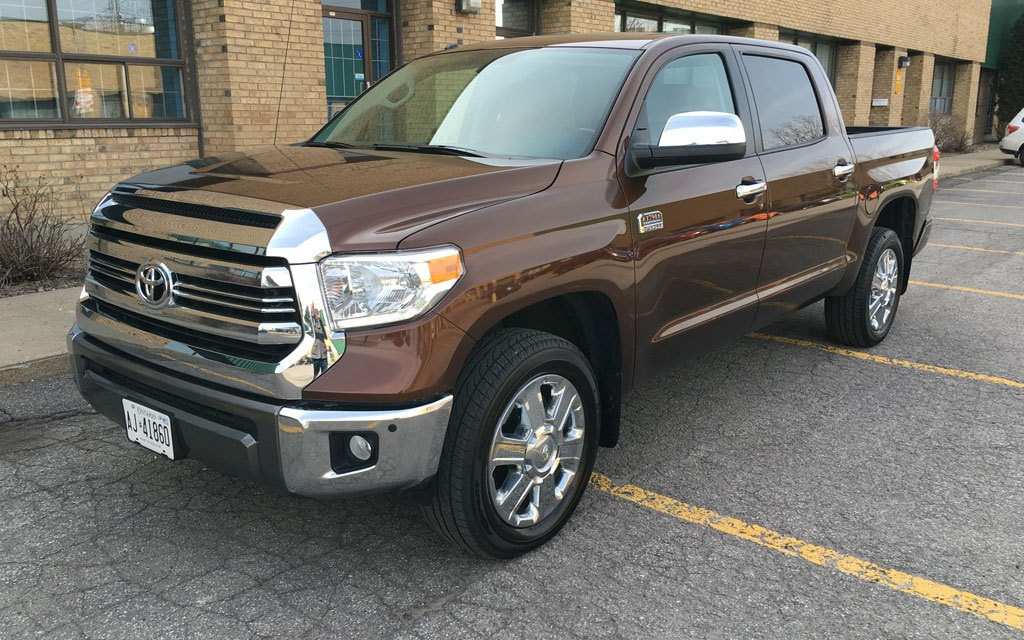 Toyota Tundra Diesel 2018 >> 2016 Toyota Tundra 1794 Edition: Almost There - The Car Guide