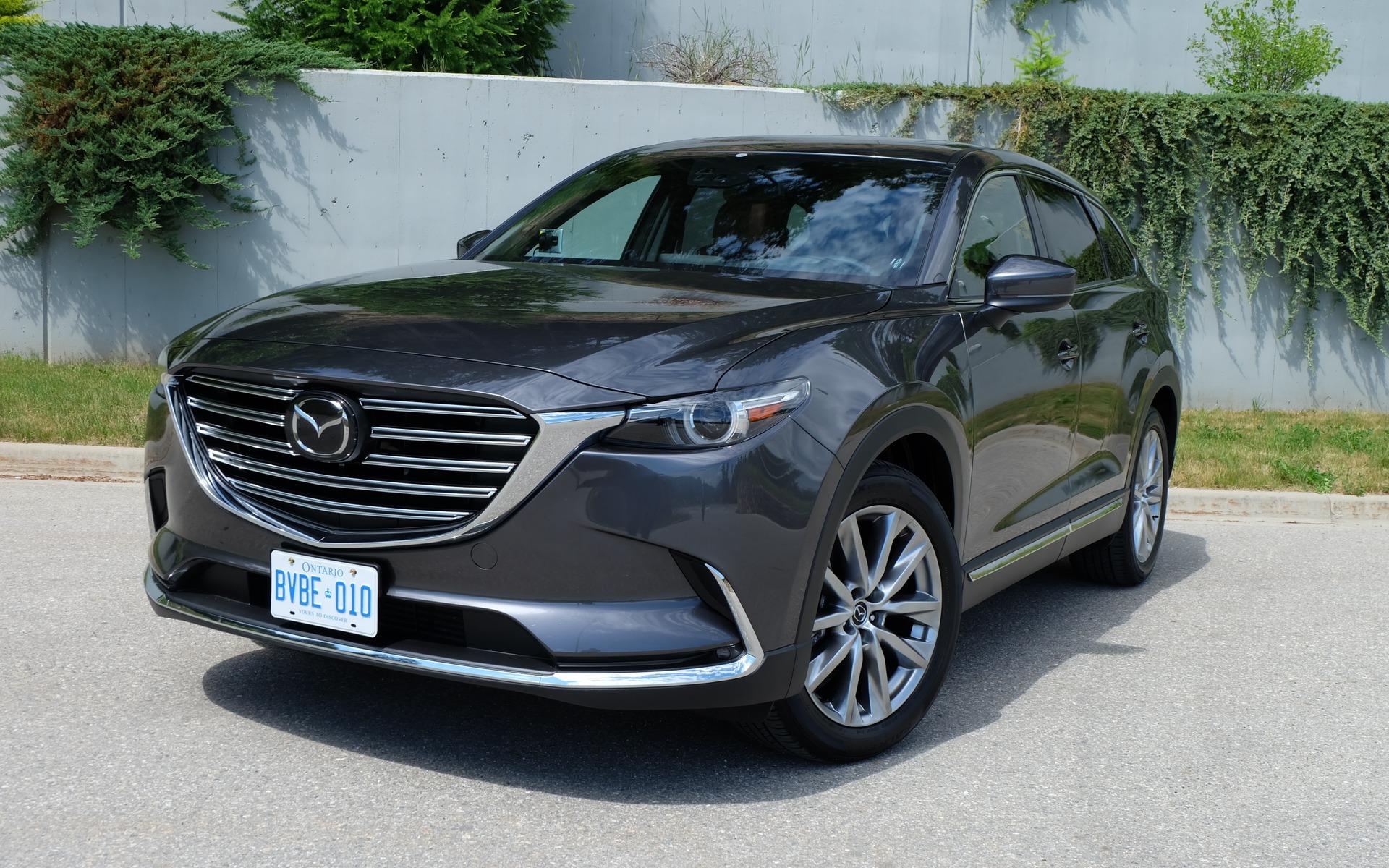 Mazda Cx 9 2016 Renouveau Et Domination 3 27