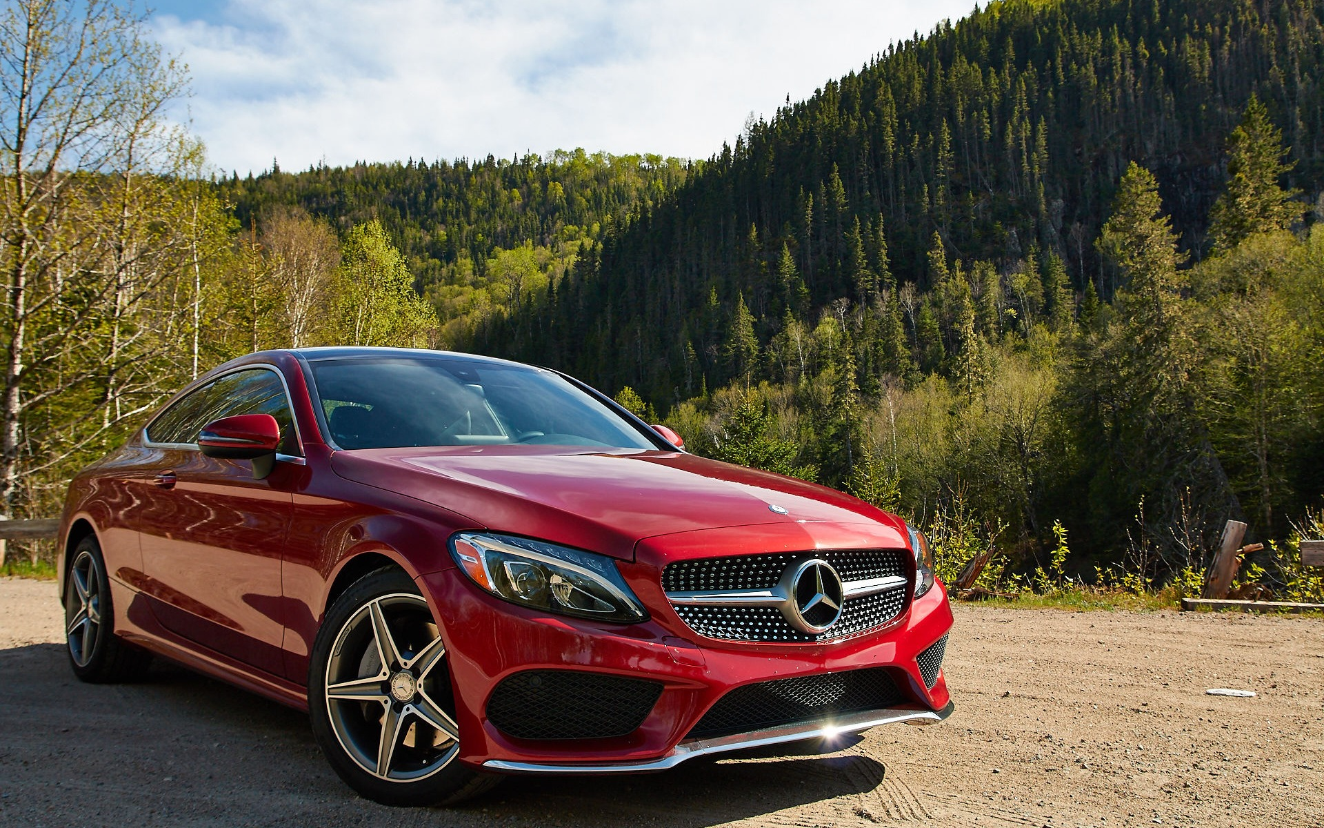 2017 mercedes-benz c300 4matic coupe: just about perfect - the car guide