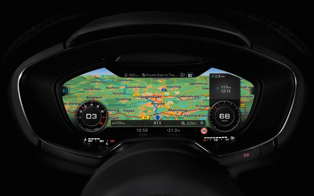 Audi's Virtual Cockpit Demystified - The Car Guide