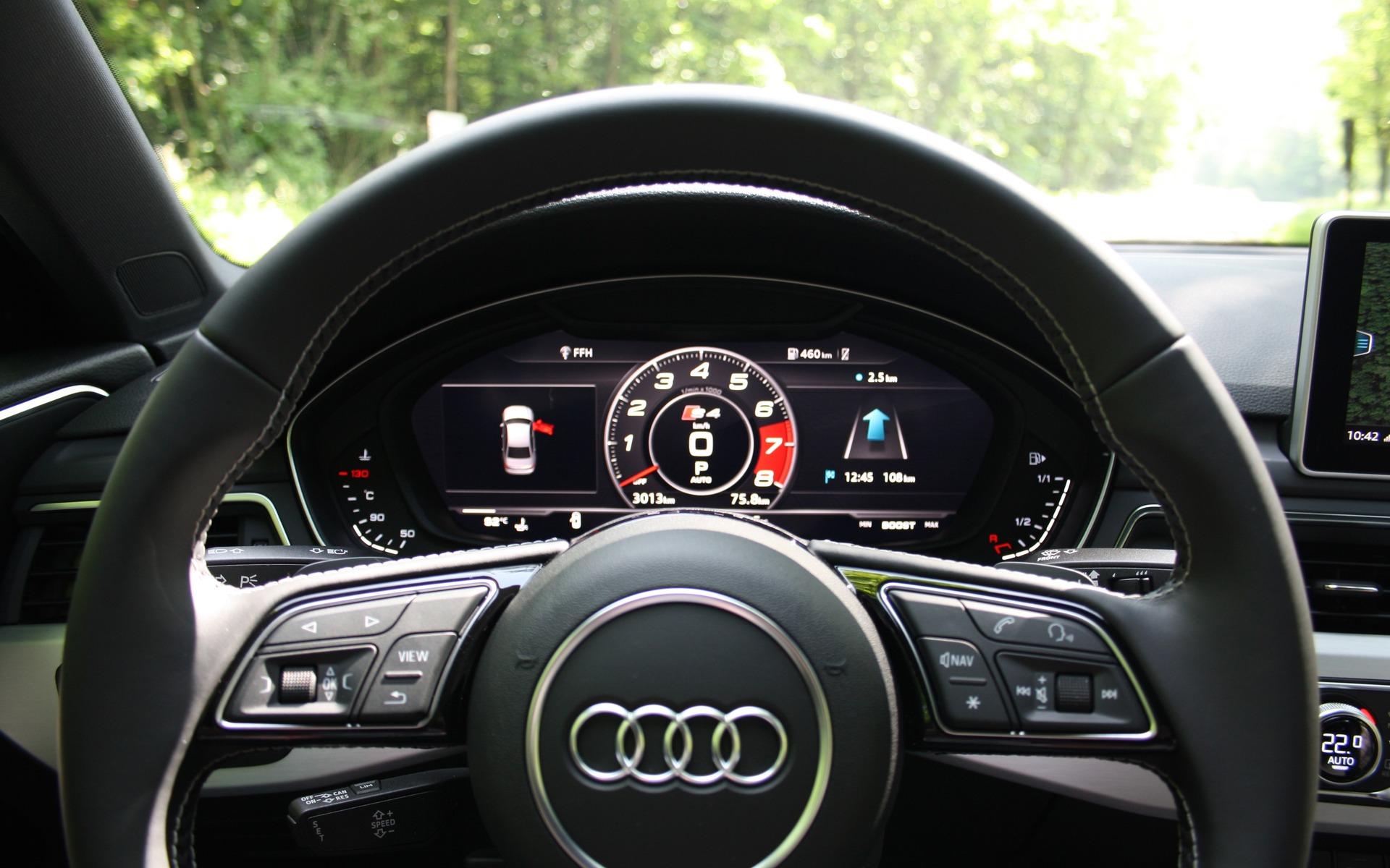 Audi S4 2018 : la bête docile - 9/17