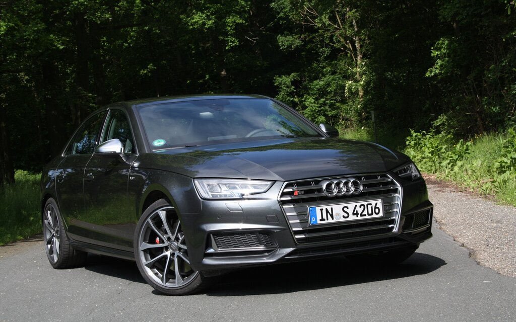 Audi rs3 sportback occasion allemagne 11
