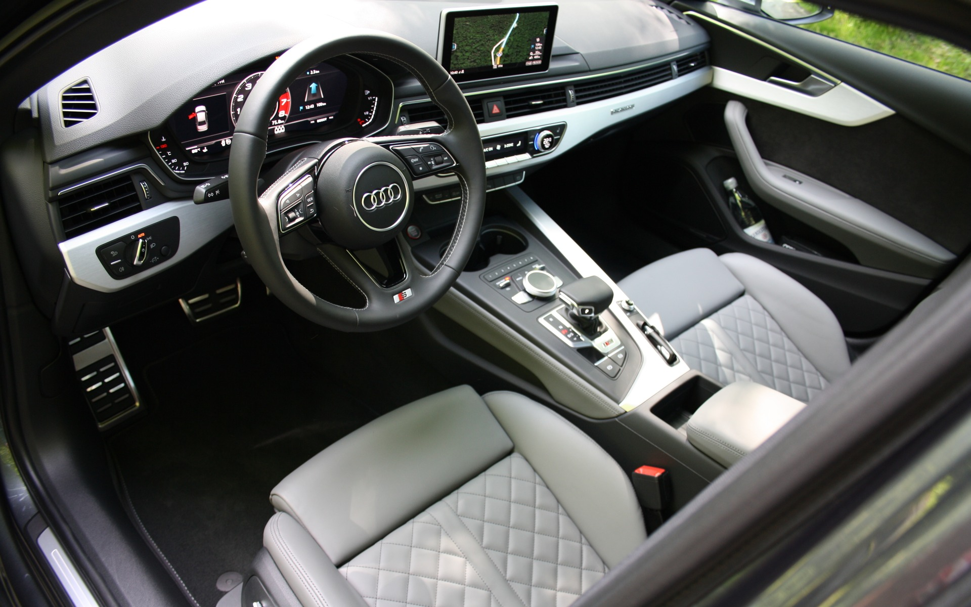 2018 Audi S4: The Docile Beast - 5/17