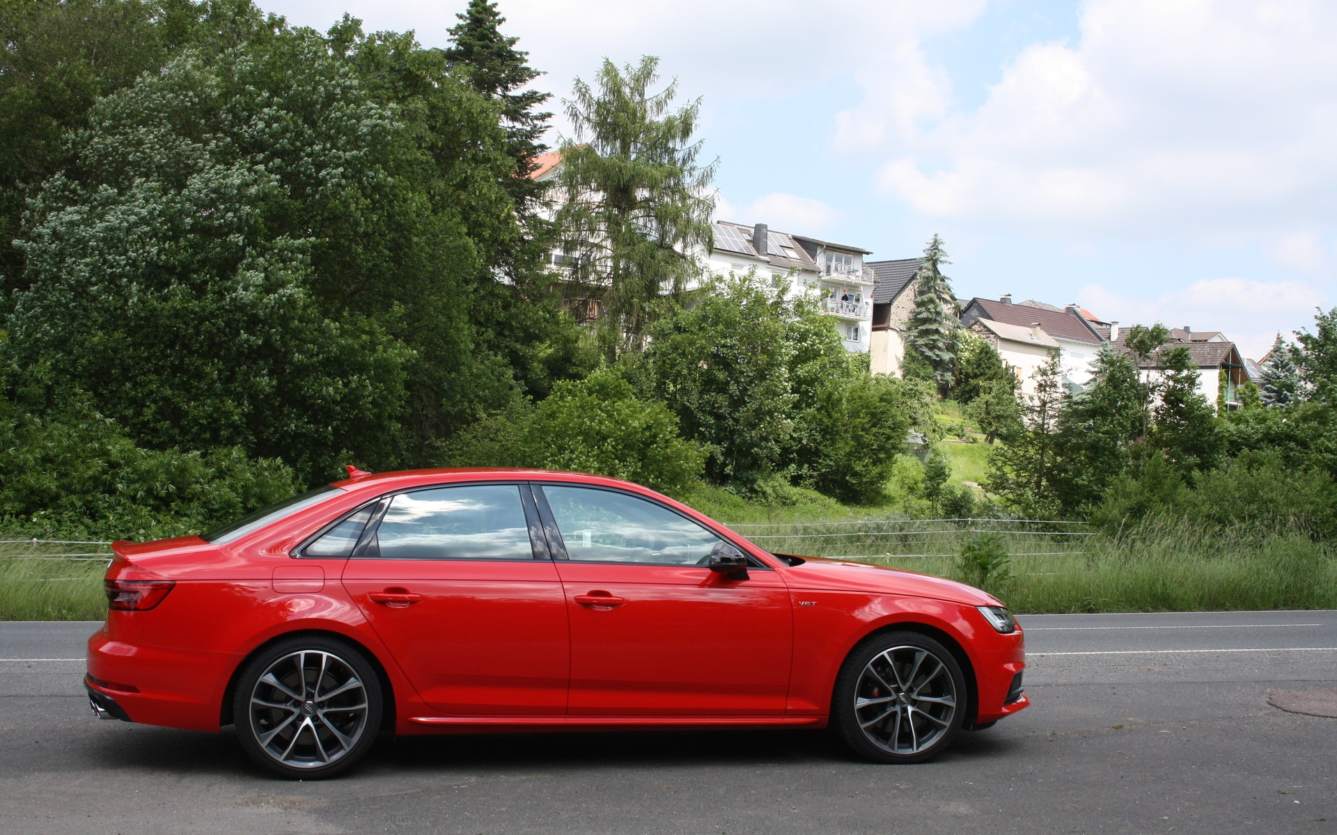 2018 Audi S4 The Docile Beast 16 17