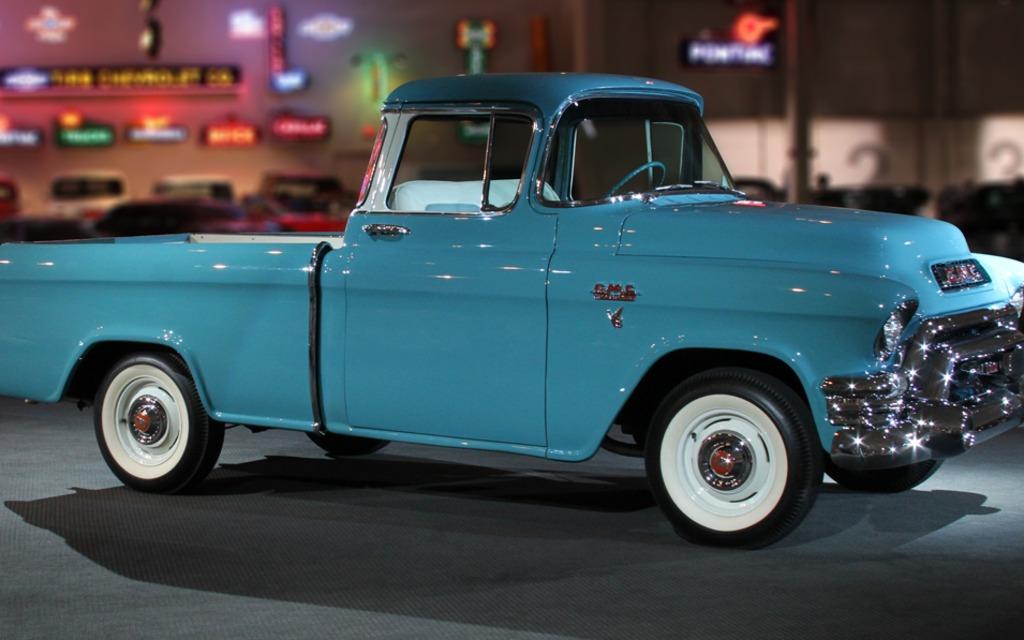 Coolest classic pickups - 1/10